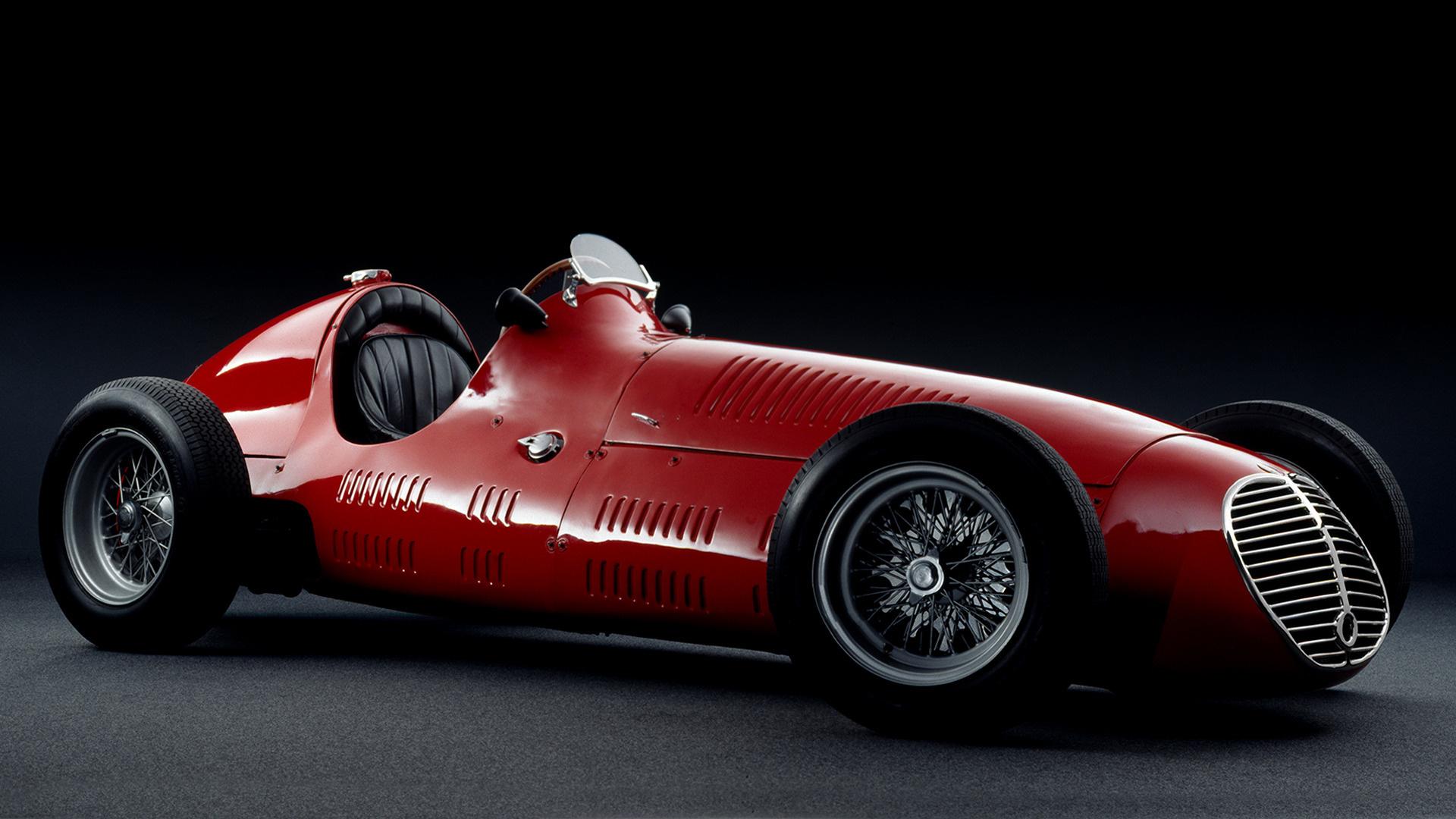 1950 Maserati 4CLT