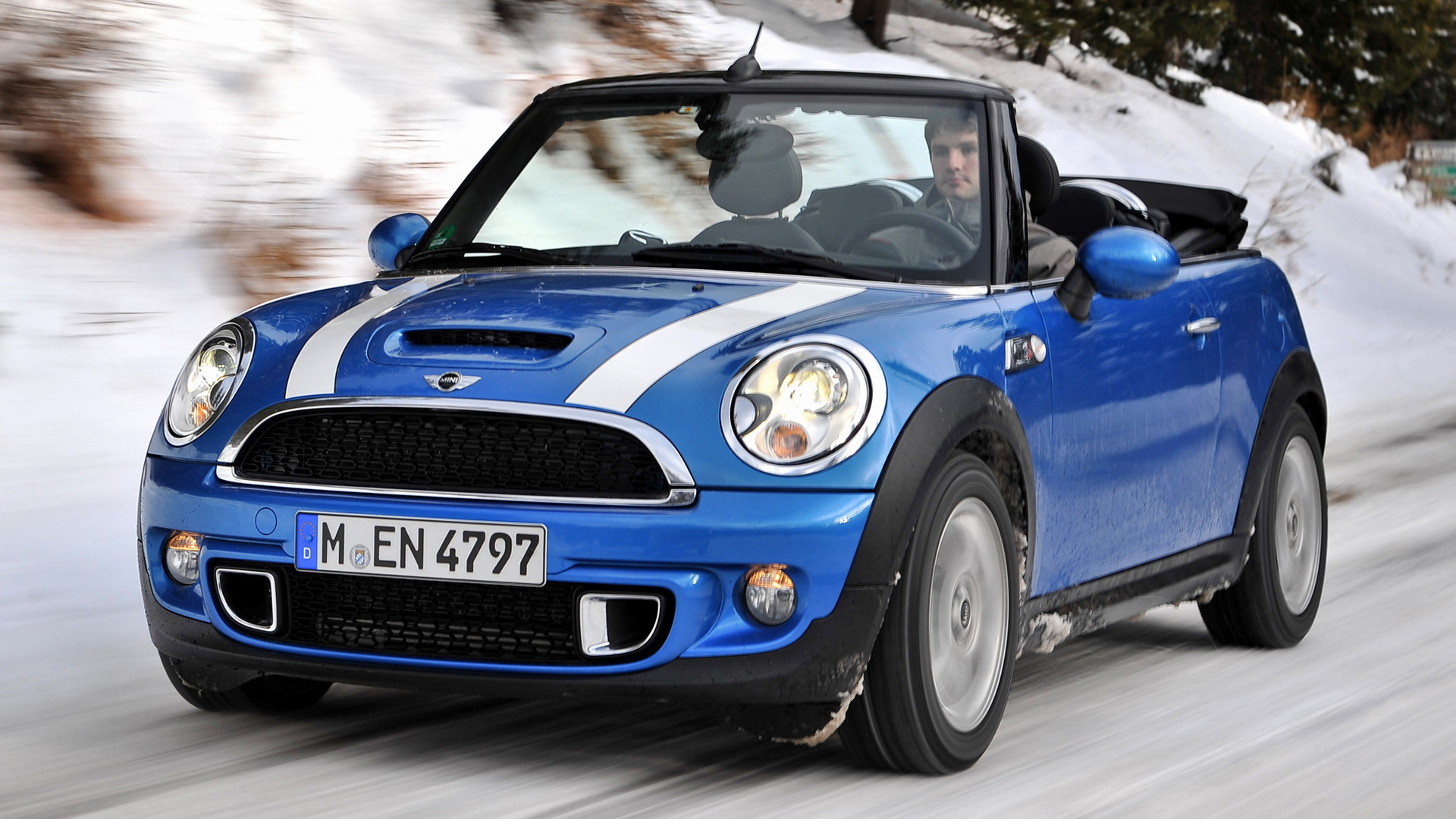 2010 mini cooper s cabrio wallpapers and hd images car. Black Bedroom Furniture Sets. Home Design Ideas