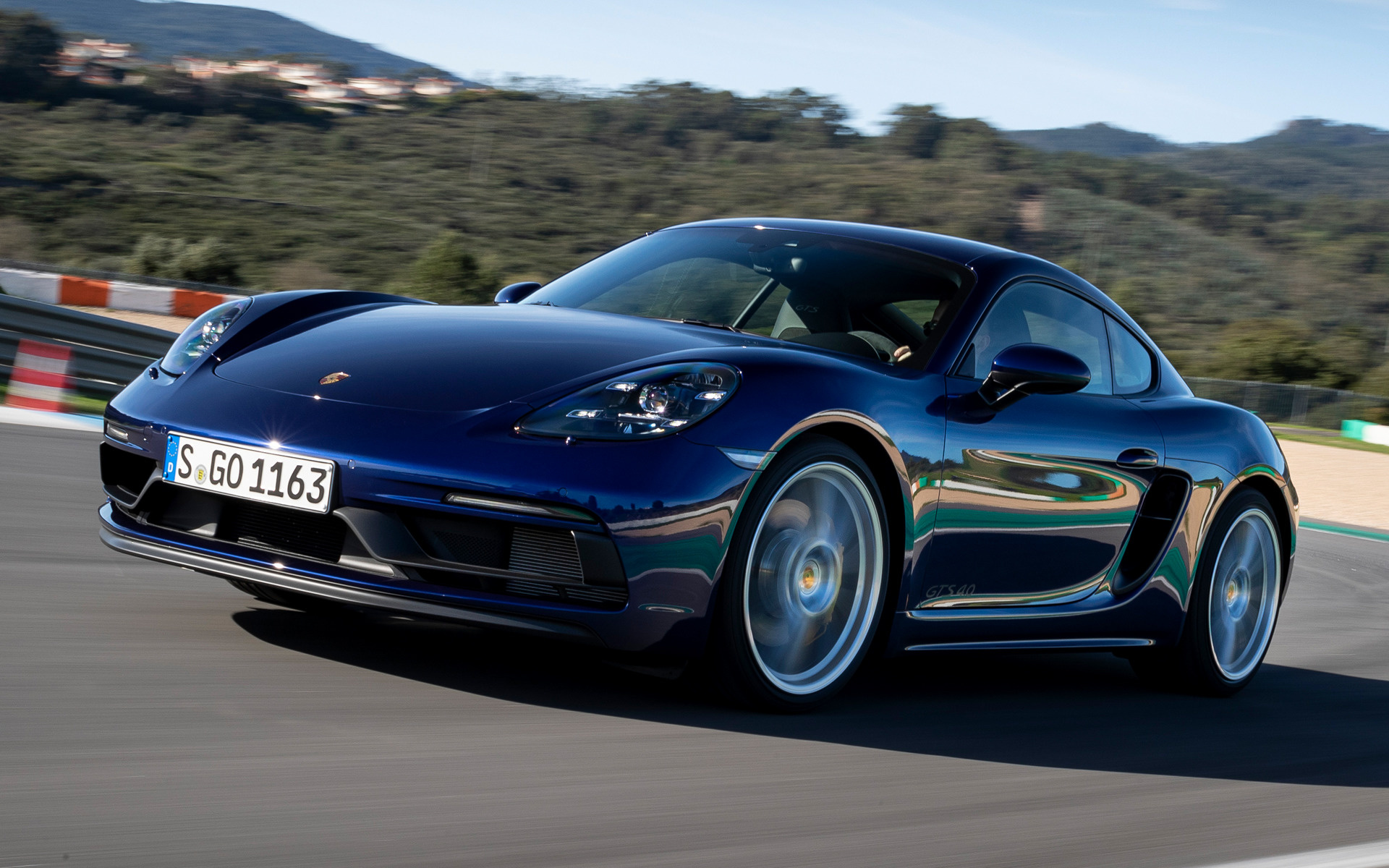 2020 Porsche 718 Cayman Gts 4 0 Wallpapers And Hd Images Car Pixel