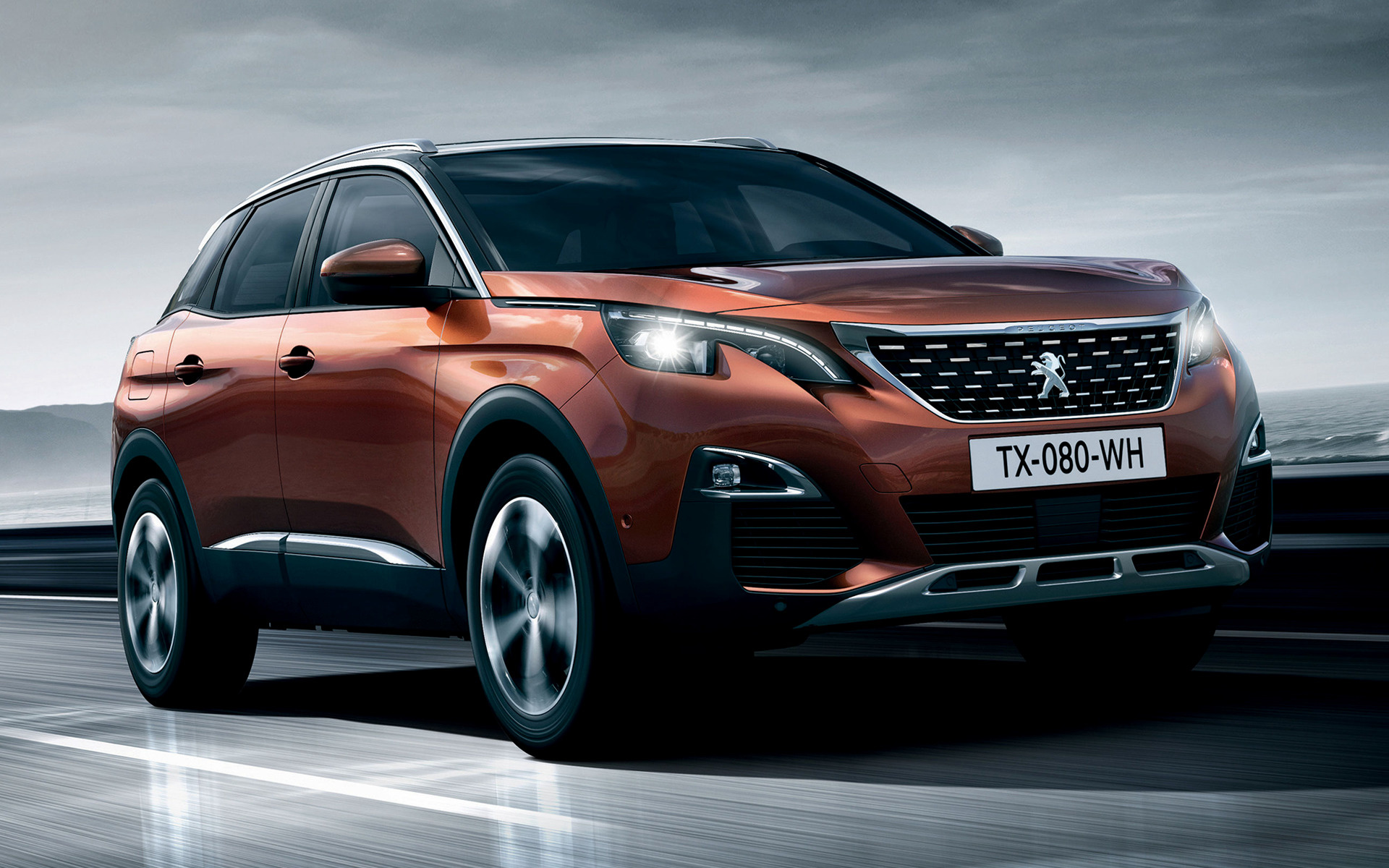 Peugeot 3008 2016 Wallpapers And Hd Images Car Pixel