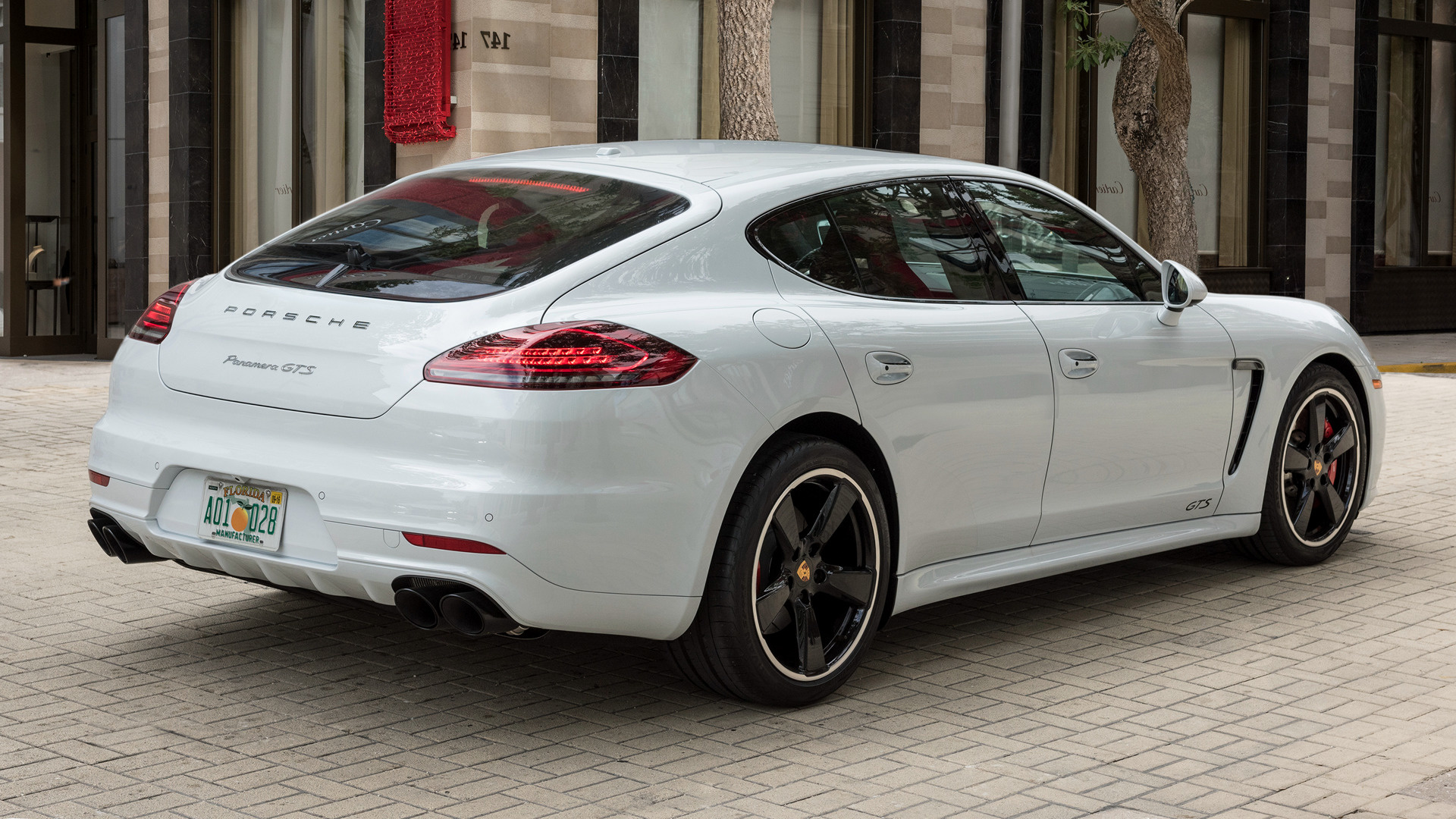 porsche panamera gts 2014 us wallpapers and hd images. Black Bedroom Furniture Sets. Home Design Ideas