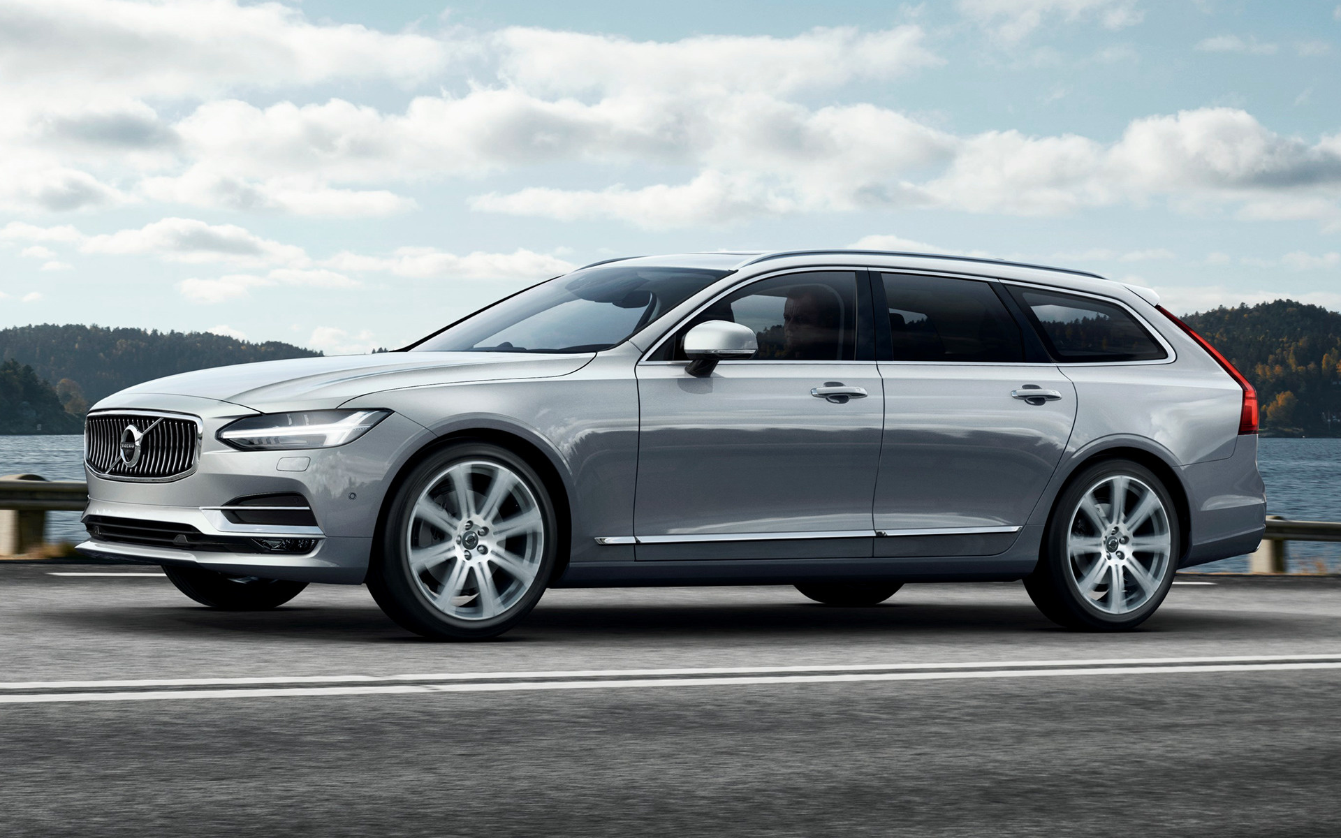 Volvo V90 Inscription (2016) Wallpapers and HD Images ...
