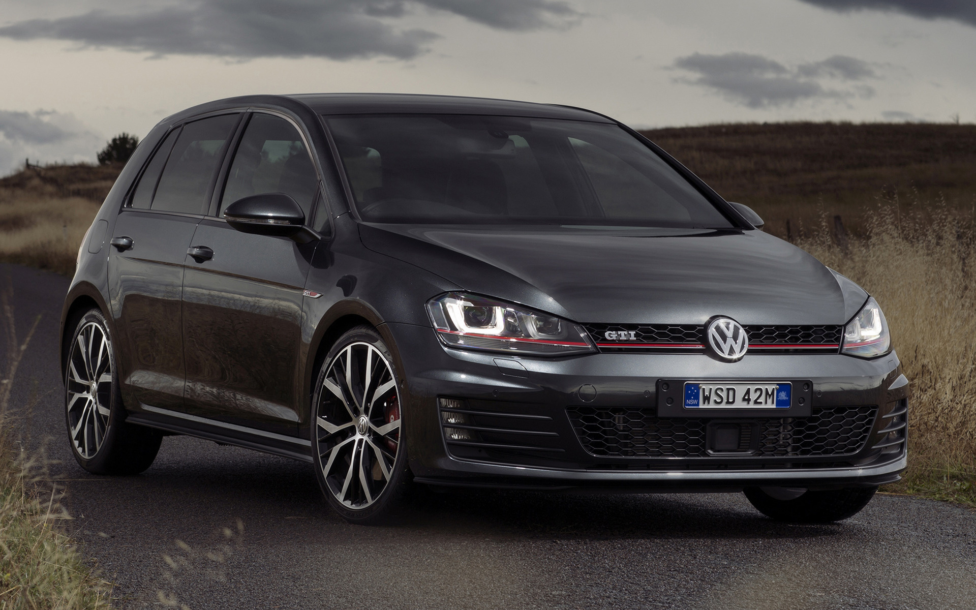 2014 Volkswagen Golf GTI Performance 5 Door AU