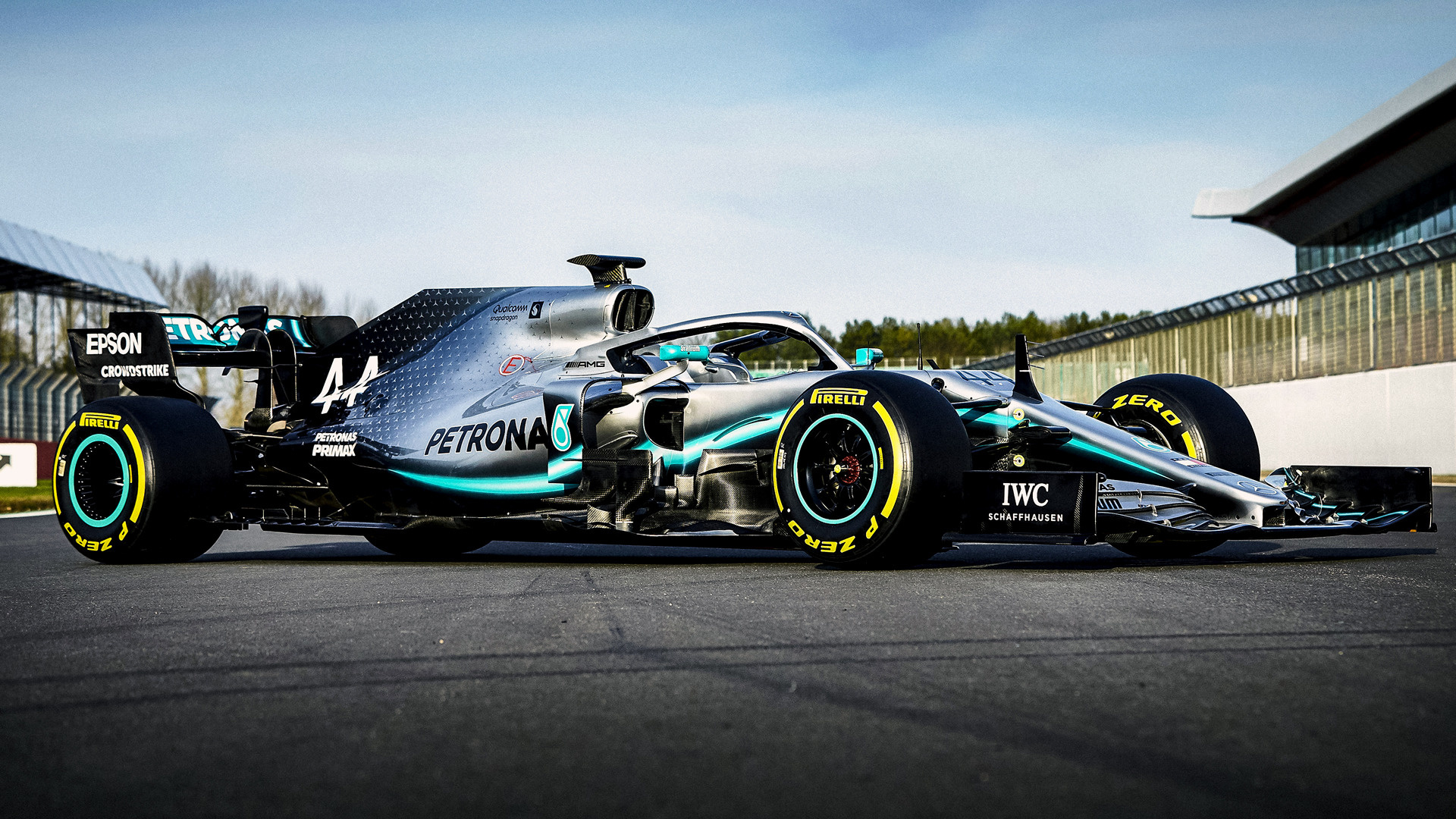 2019 Mercedes Amg F1 W10 Eq Power Wallpapers And Hd
