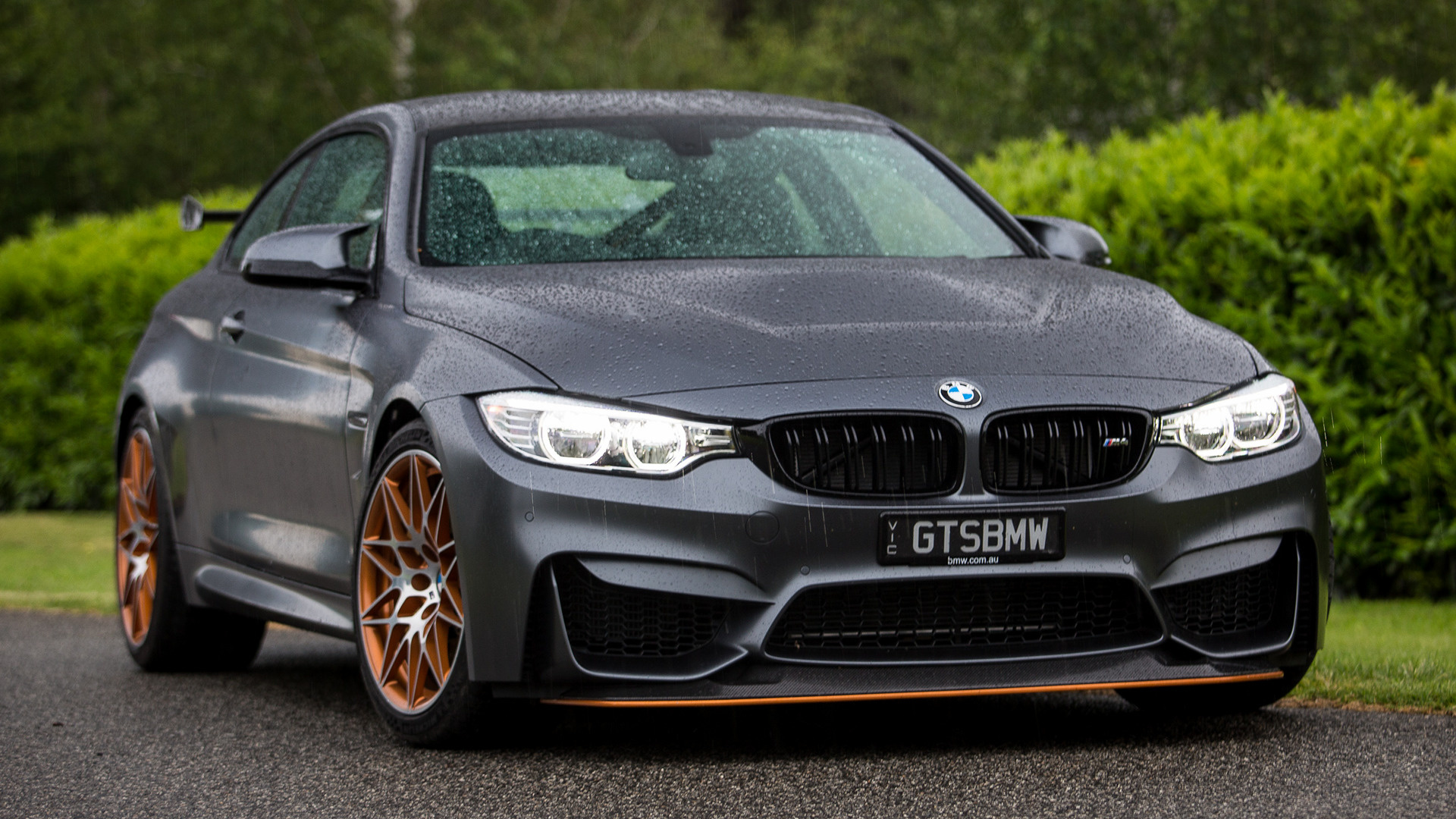 BMW M4 GTS Coupe (2016) AU Wallpapers and HD Images - Car ...
