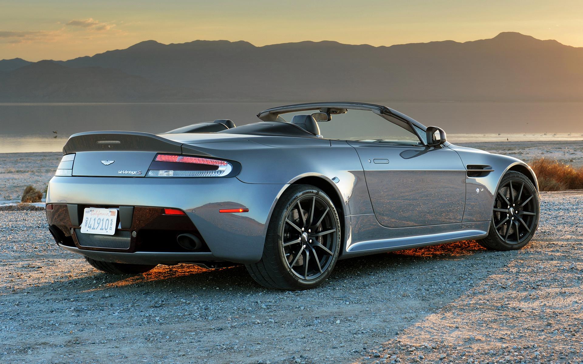 2015 Aston Martin V12 Vantage S Roadster Us Papeis De Parede E Imagens De Fundo Em Hd Car Pixel