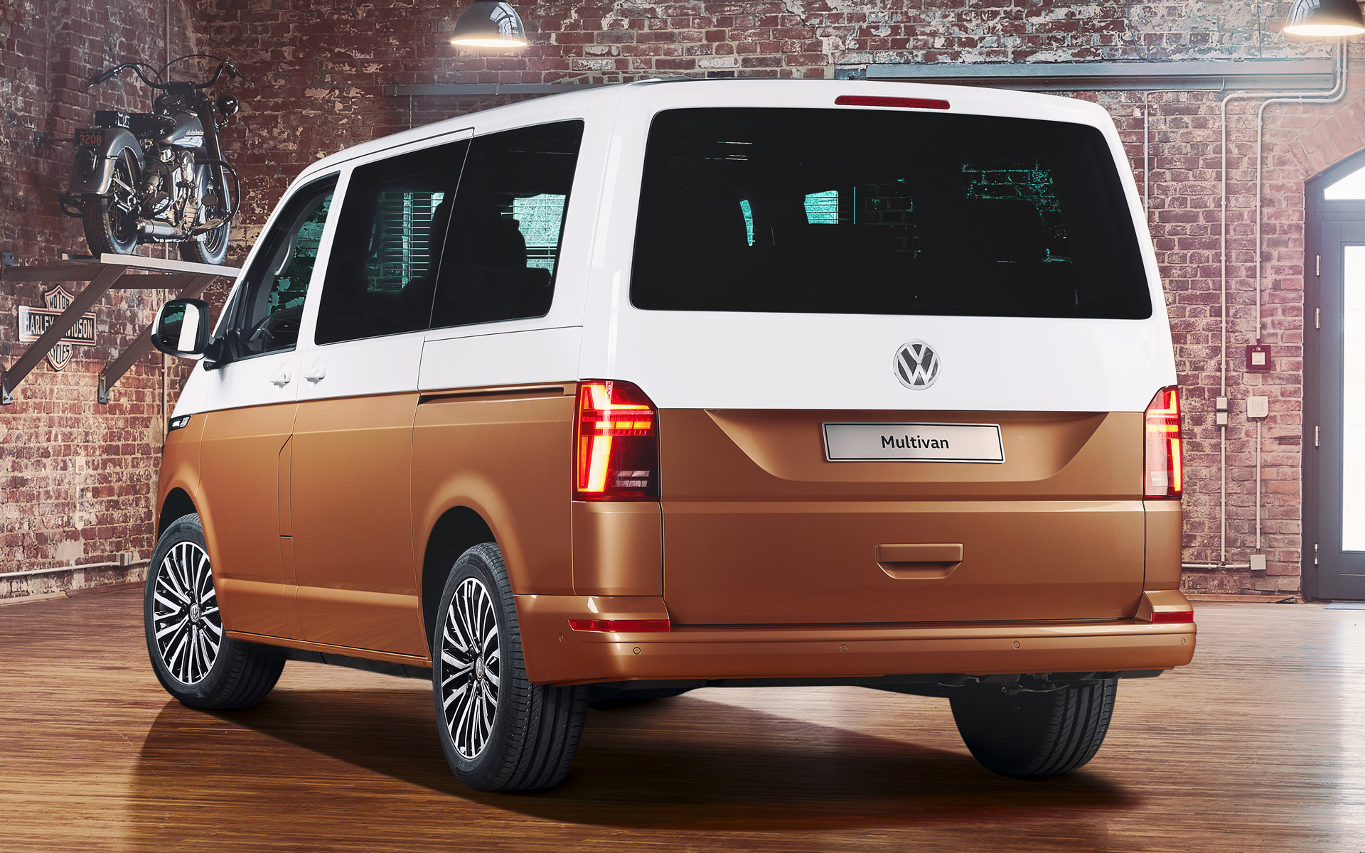 2019 Volkswagen Multivan Bulli Wallpapers And Hd Images