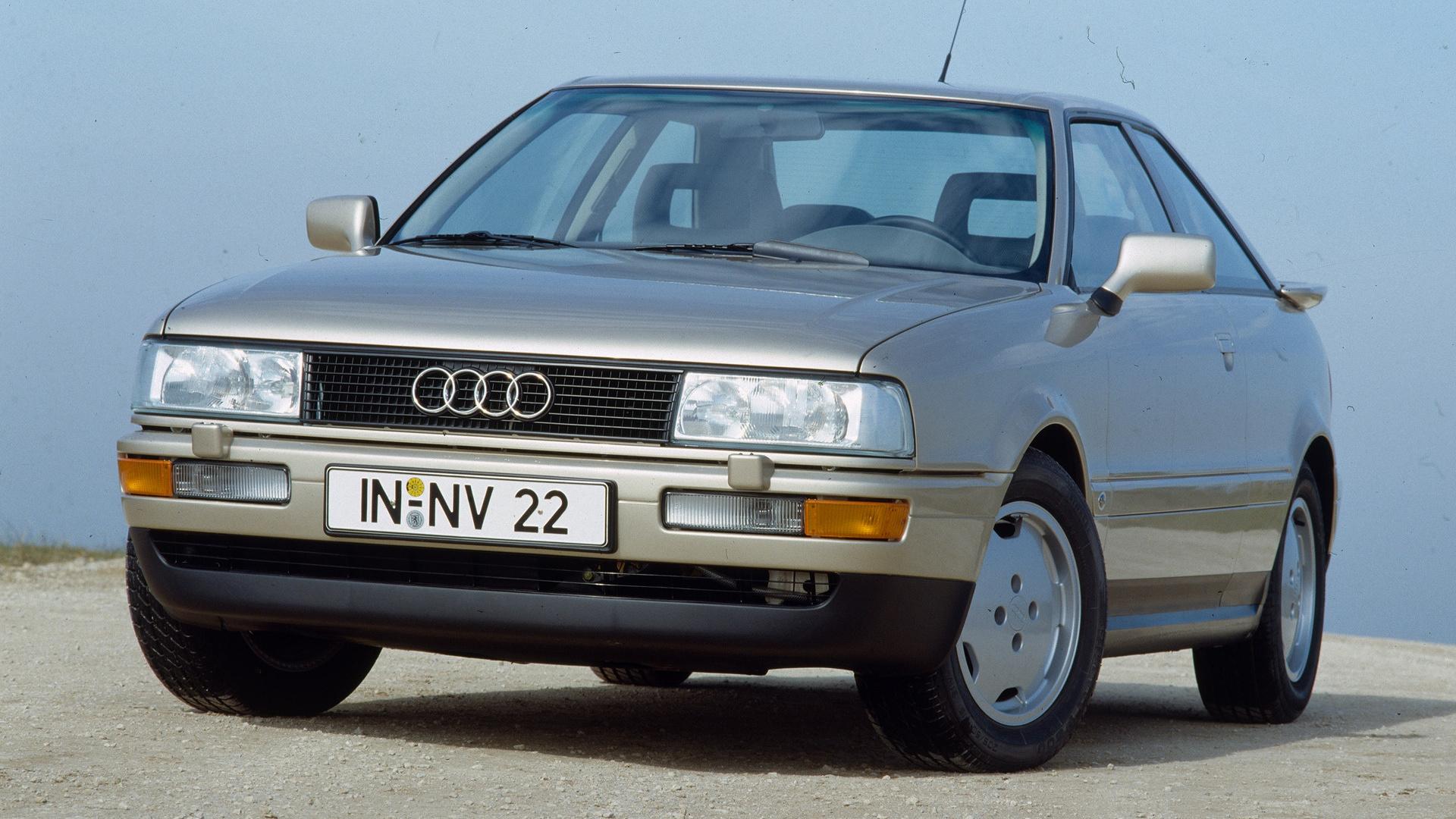 1988 Audi Coupe - Fonds d'écran et images HD   Car Pixel