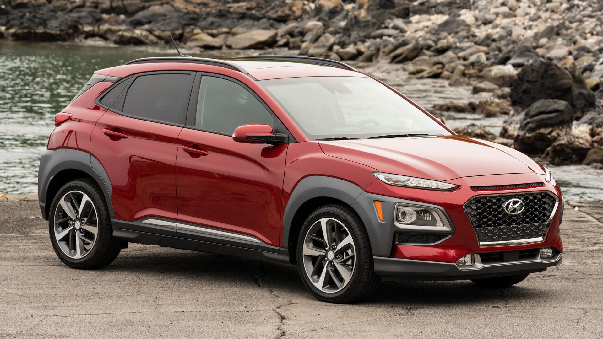 2018 Hyundai Kona (US) - Wallpapers and HD Images | Car Pixel