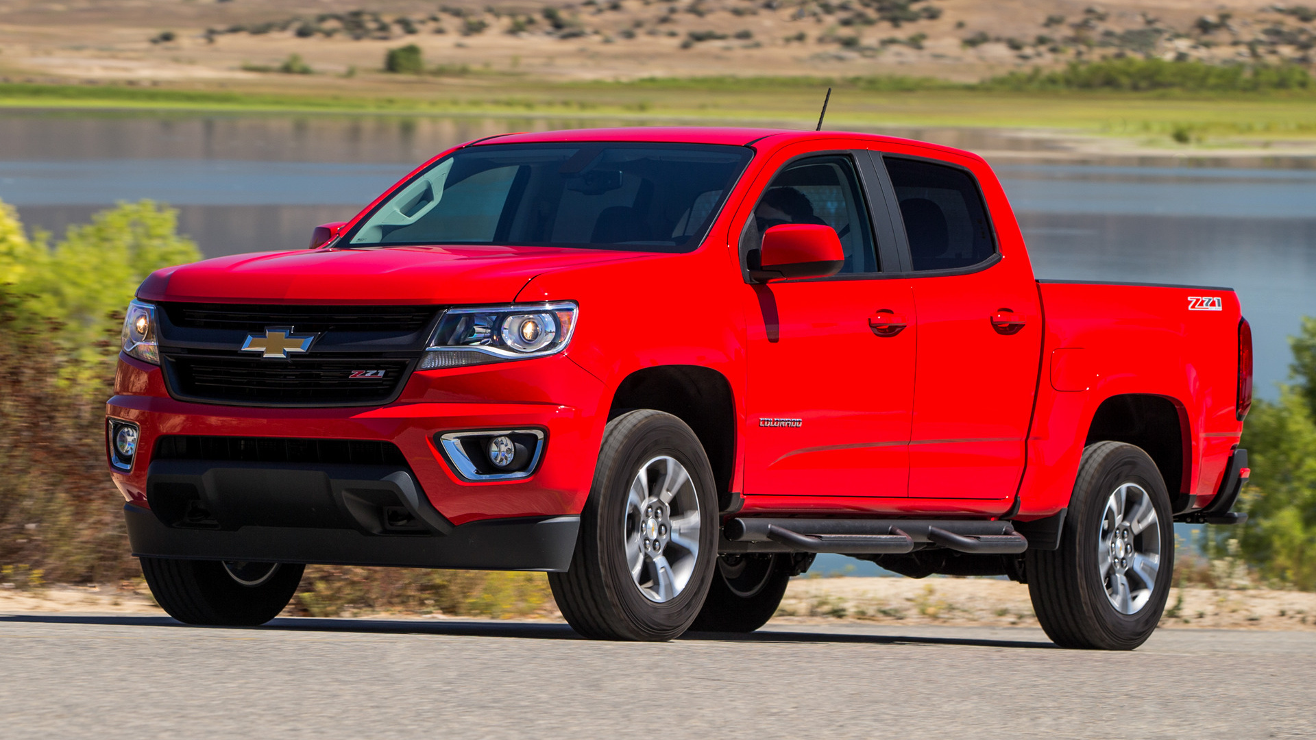 2015 Chevrolet Colorado Z71 Crew Cab - Wallpapers and HD ...