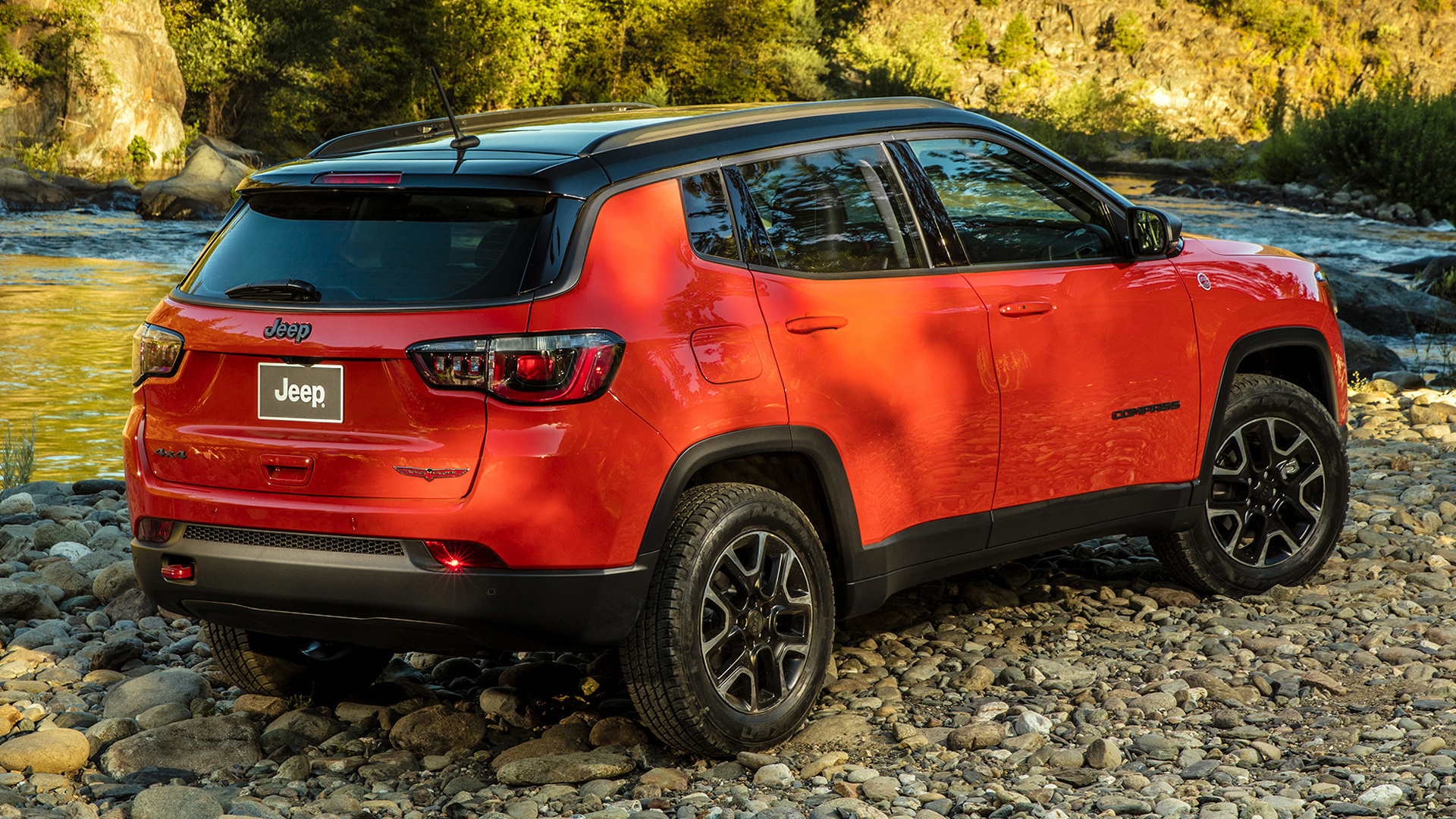 Jeep Compass Trailhawk (2017) Wallpapers And HD Images