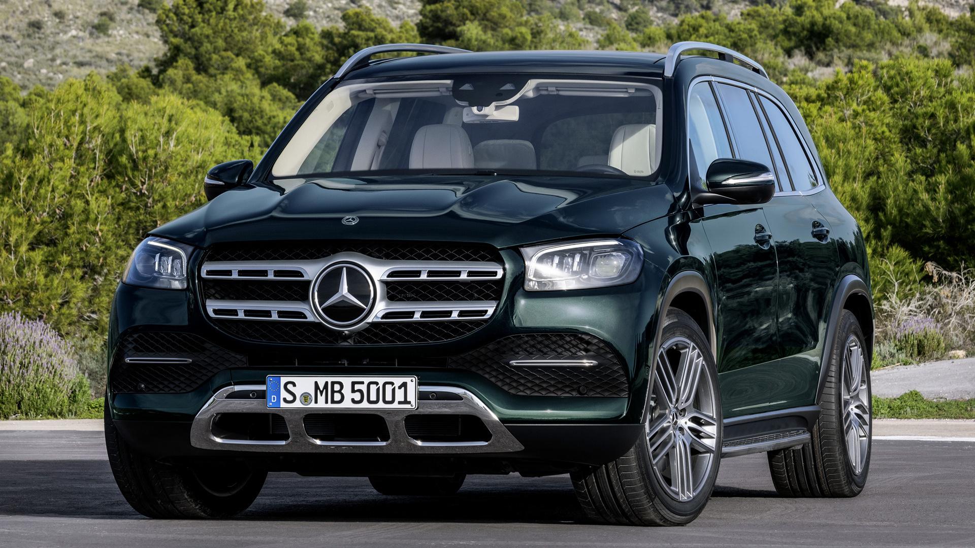 2019 Mercedes Benz Gls Cl