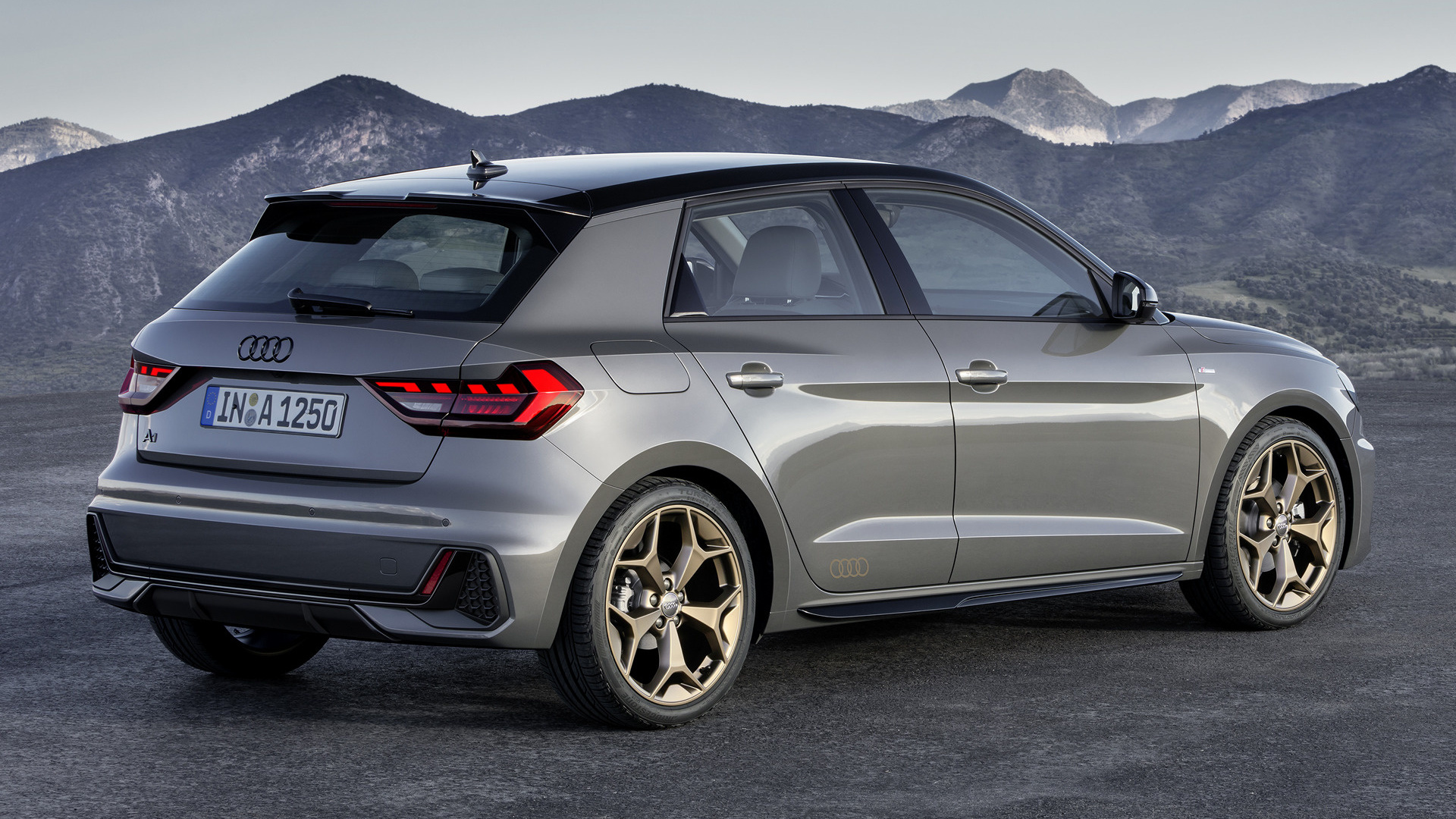 2018 Audi A1 Sportback Edition One Wallpapers And Hd