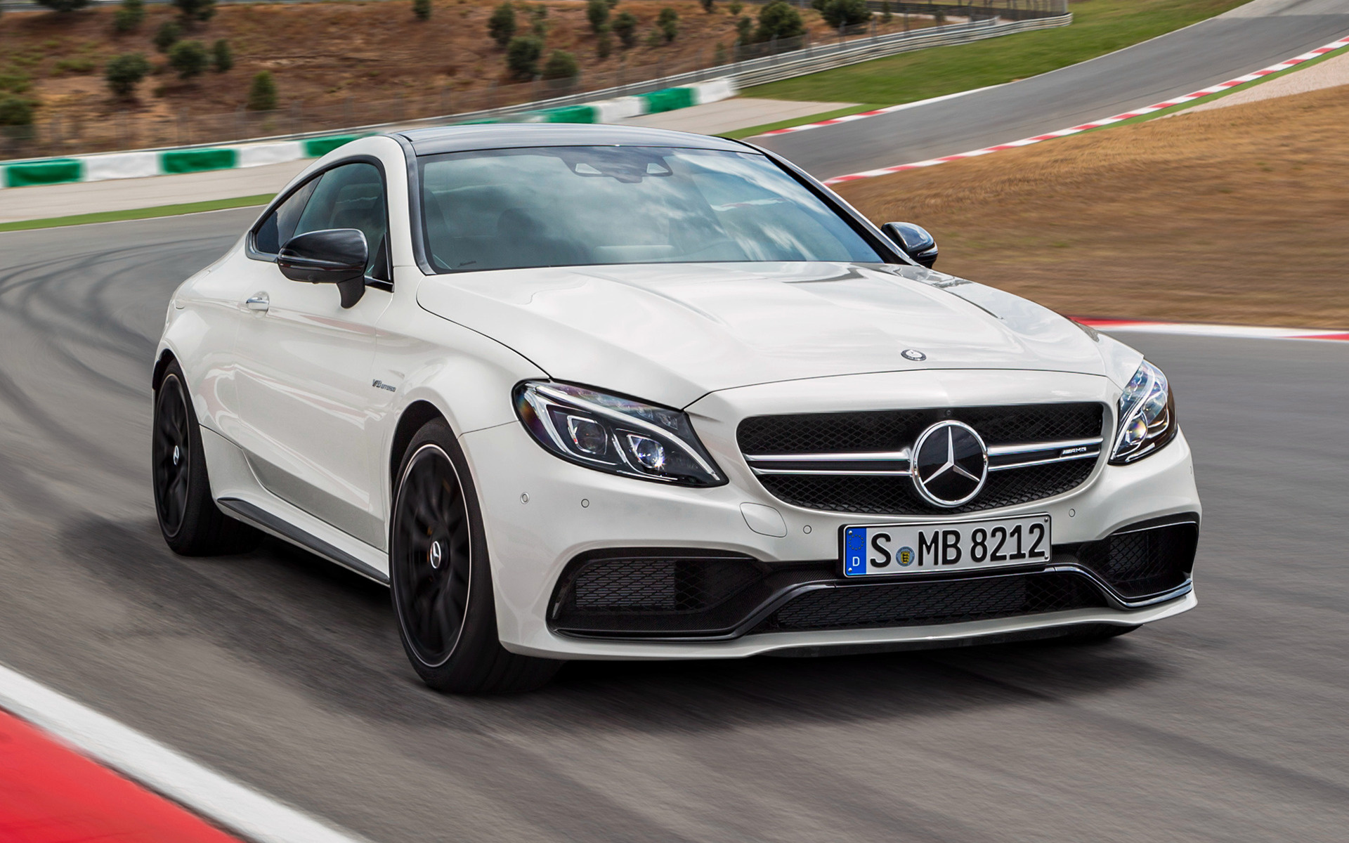 2016 Mercedes Amg C 63 S Coupe Wallpapers And Hd Images
