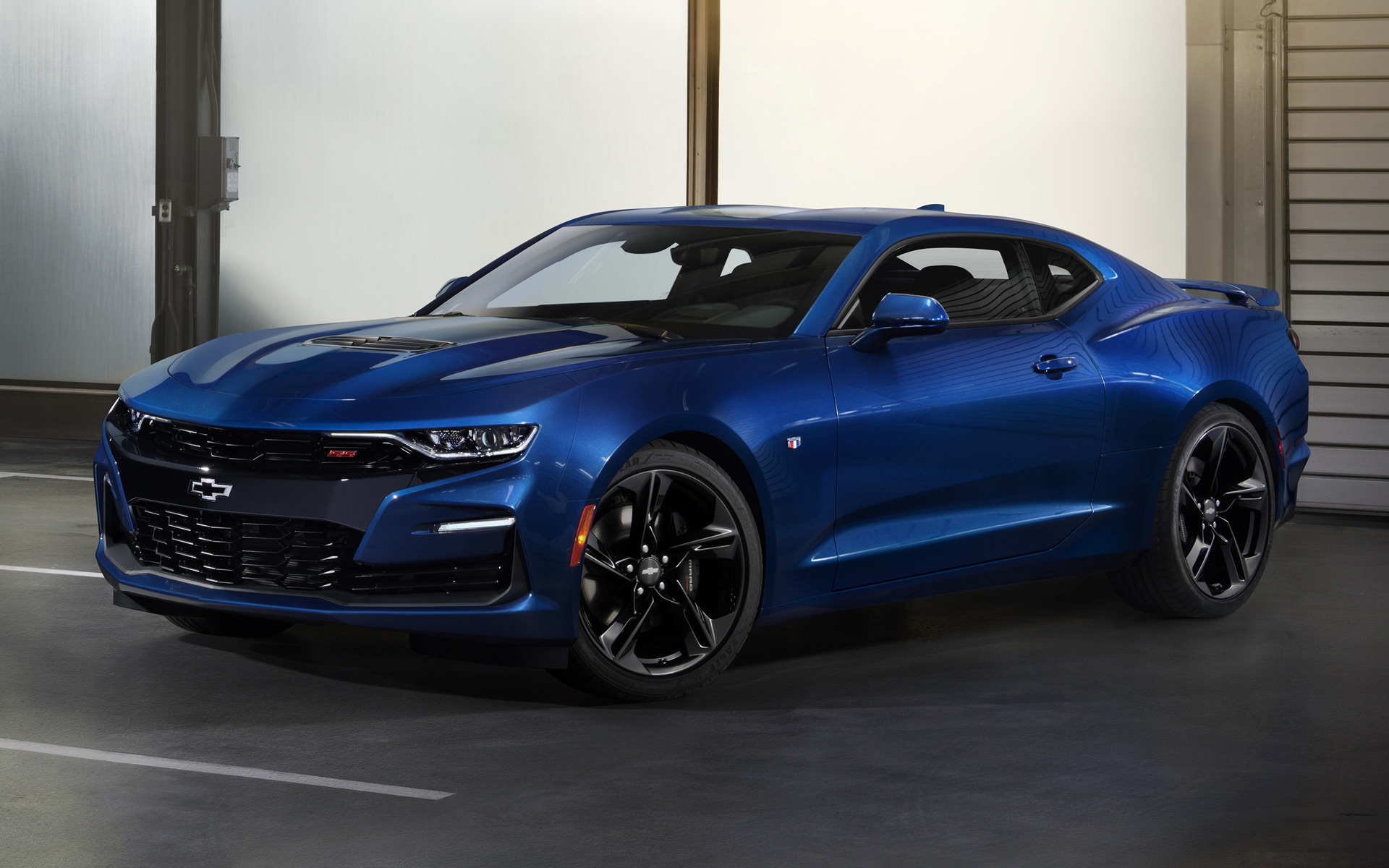 Chevrolet Camaro Ss Car Wallpaper