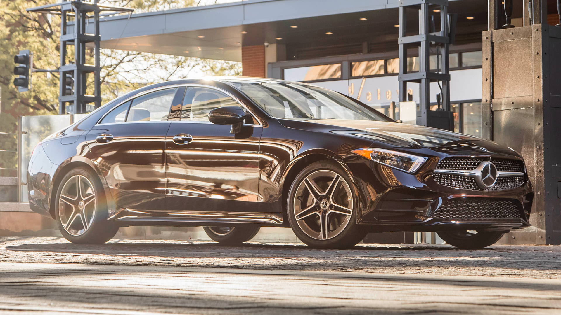 2019 Mercedes-Benz CLS-Class AMG Styling (US) - Wallpapers ...