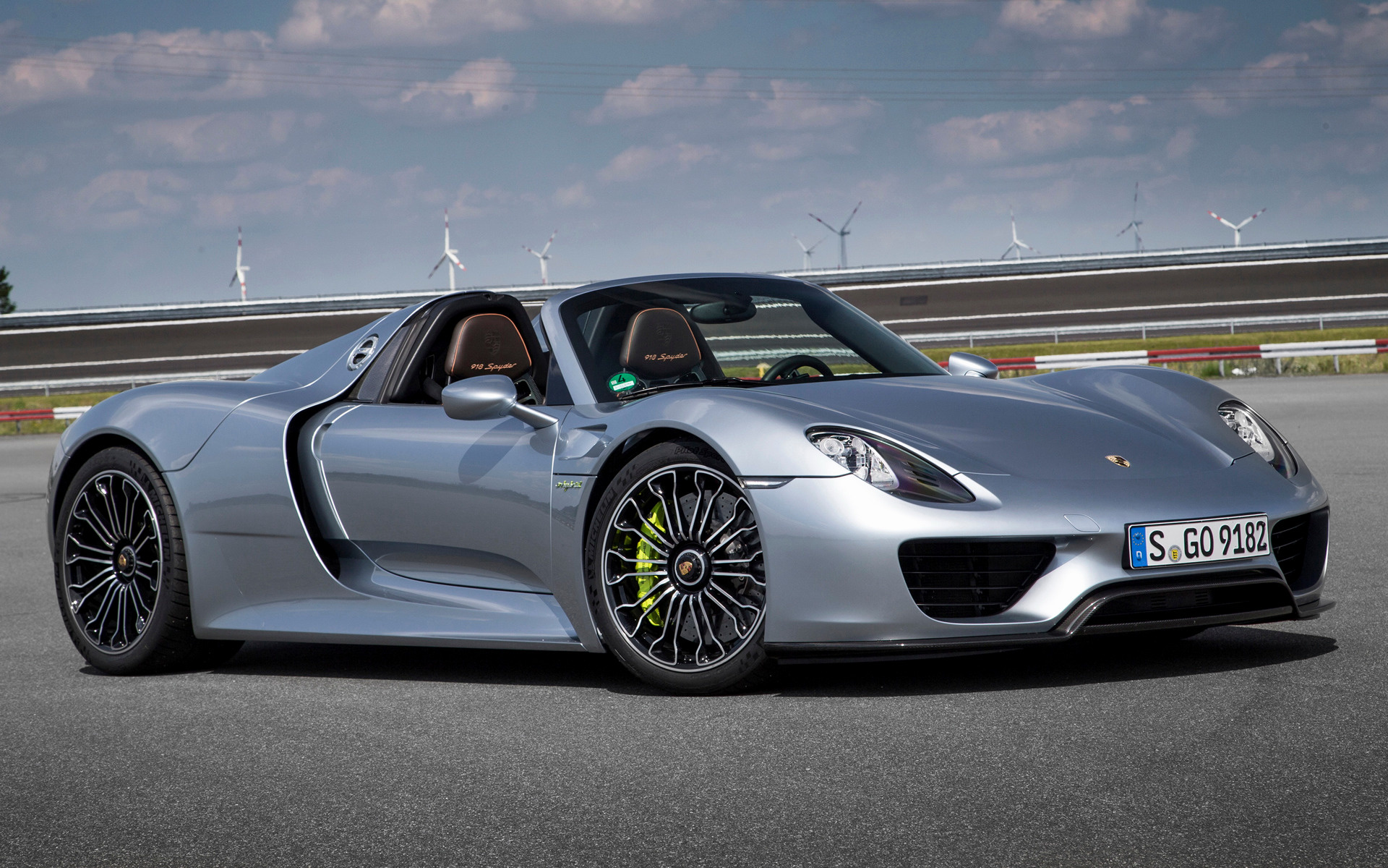 2014 Porsche 918 Spyder Wallpapers And Hd Images Car Pixel