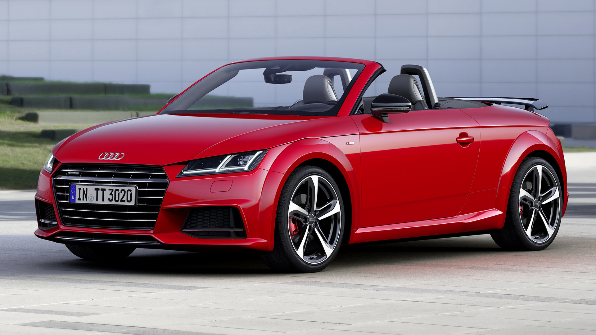 2016 audi tt roadster s line competition wallpapers and. Black Bedroom Furniture Sets. Home Design Ideas