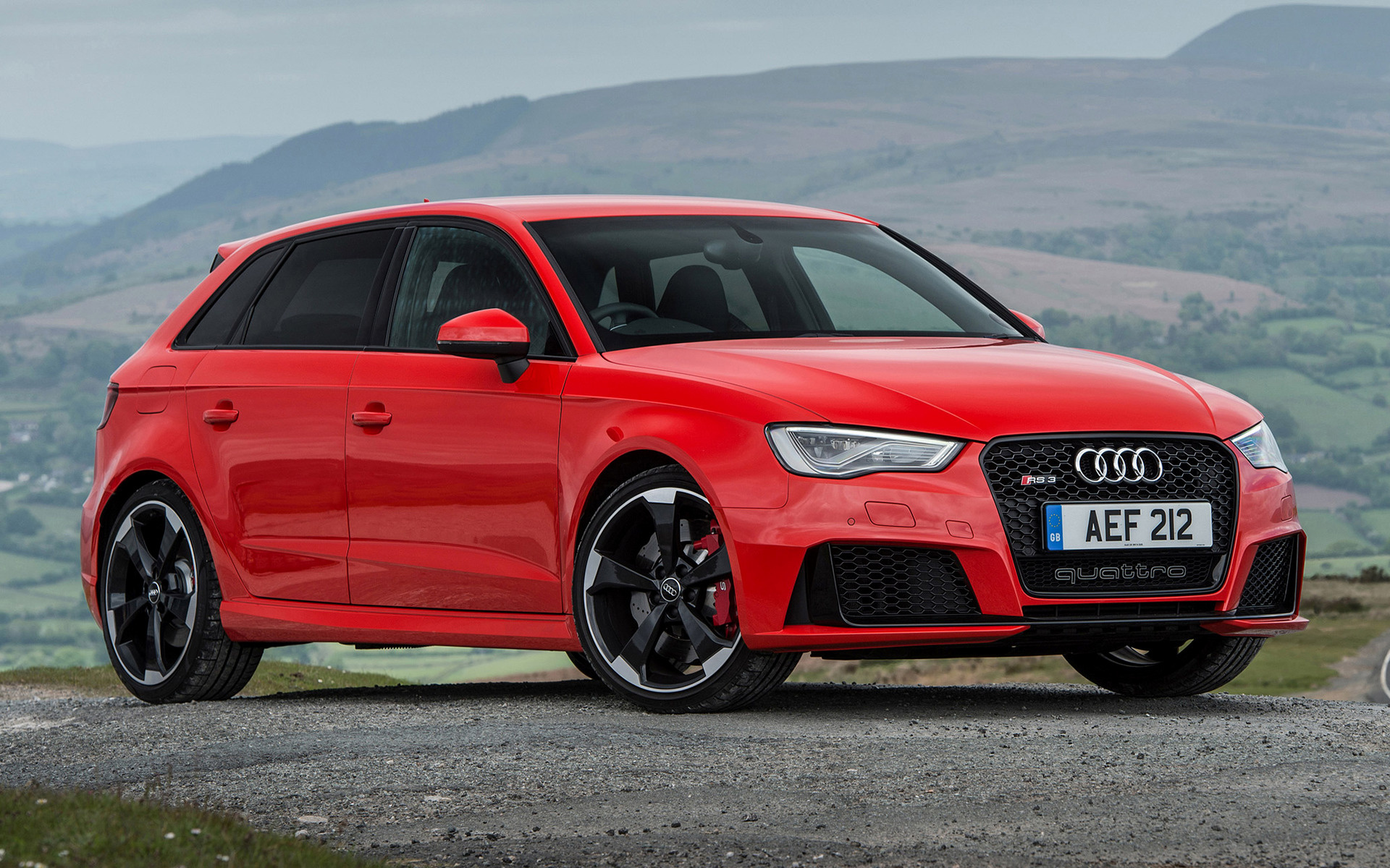 Audi Rs 3 Sportback 2015 Uk Wallpapers And Hd Images Car Pixel