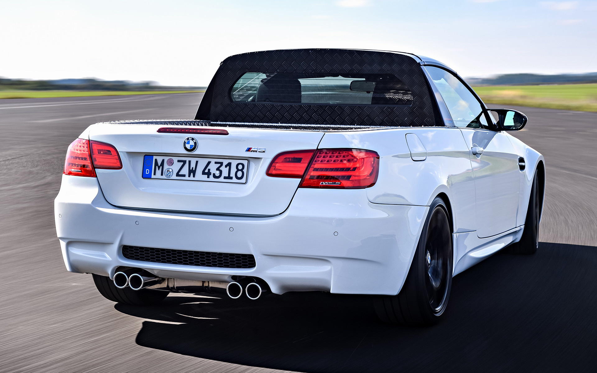 2011 BMW M3 Pickup - Wallpapers And HD Images