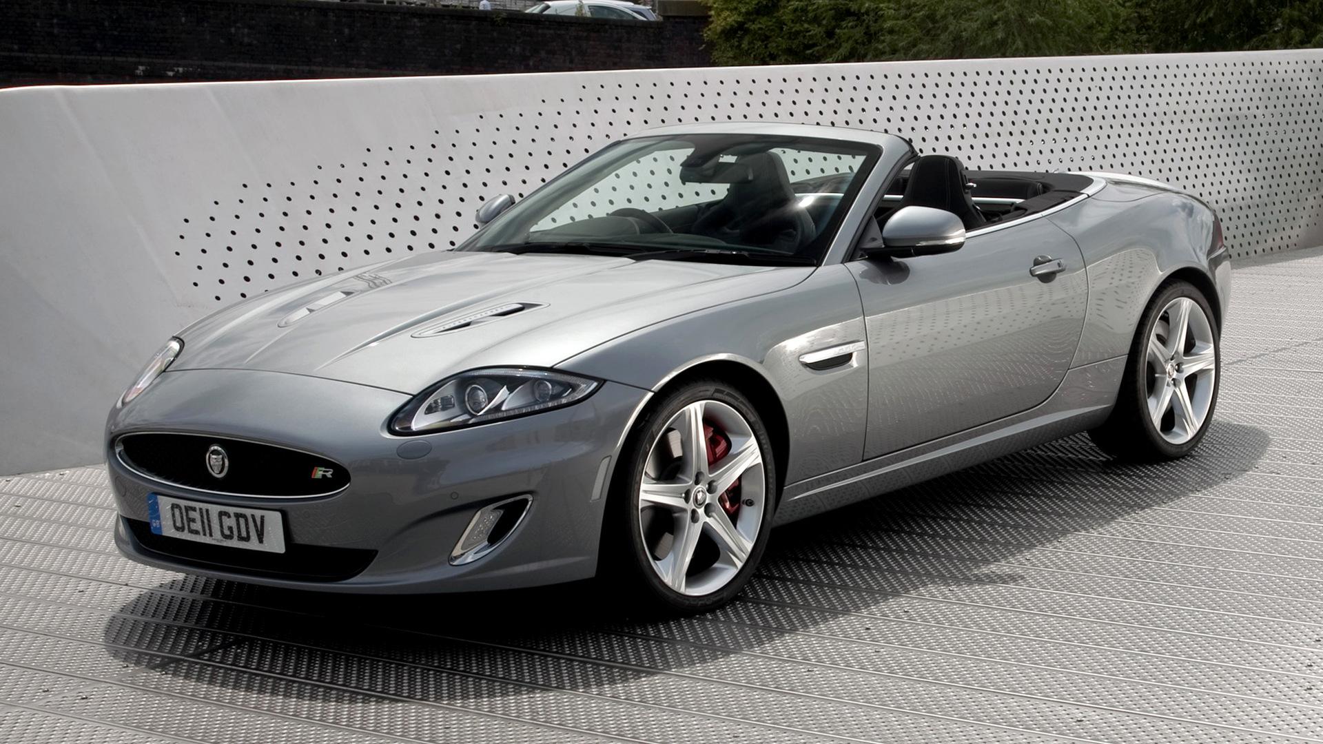 2011 Jaguar Xkr Convertible Uk Wallpapers And Hd