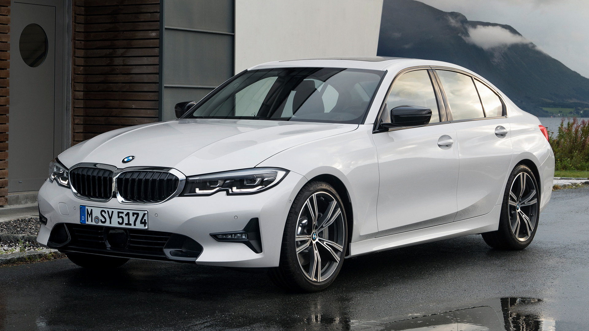 2019 Bmw 3 Series Wallpapers And Hd Images Car Pixel