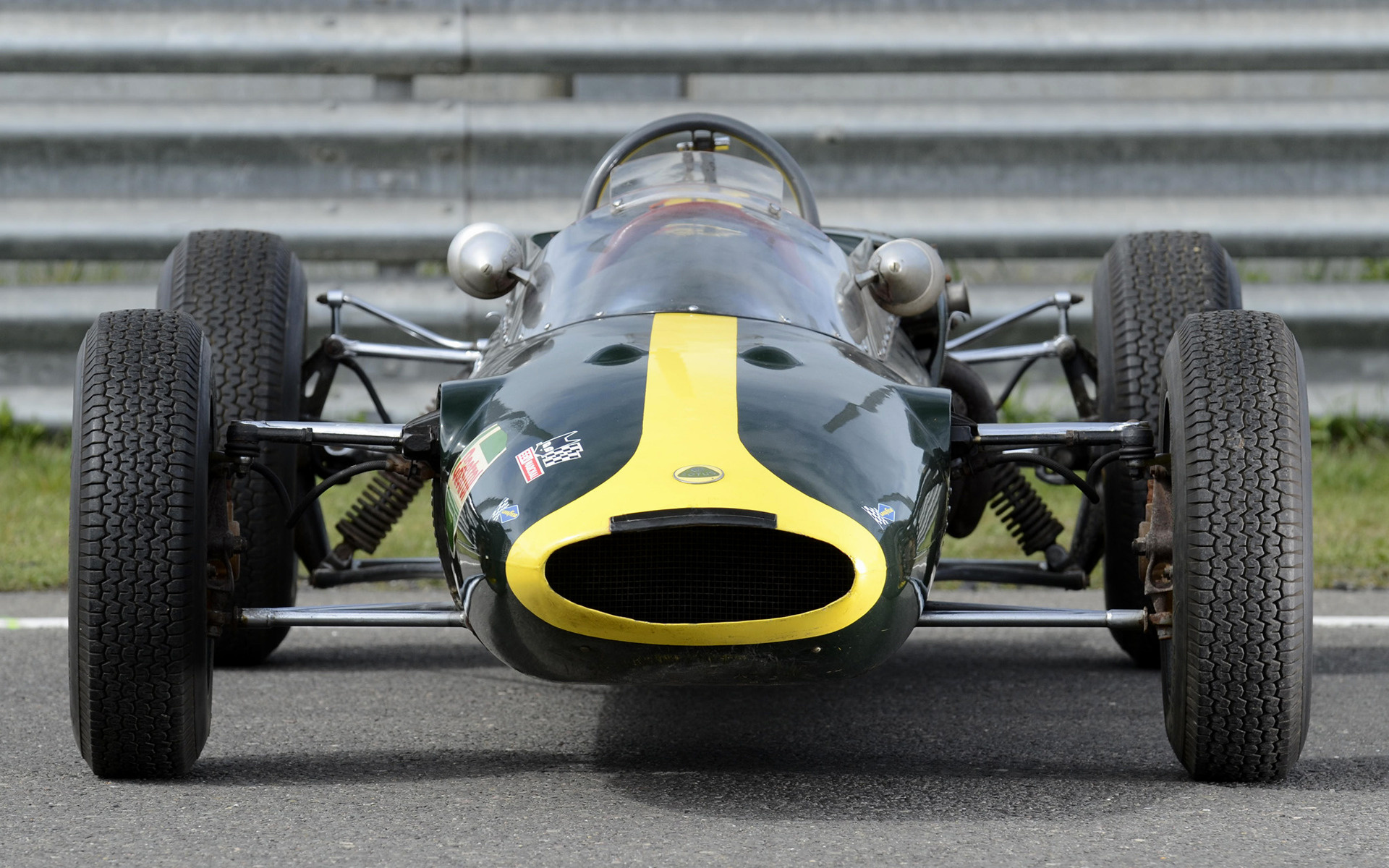 Ed Martin Gmc >> Lotus 27 (1963) Wallpapers and HD Images - Car Pixel