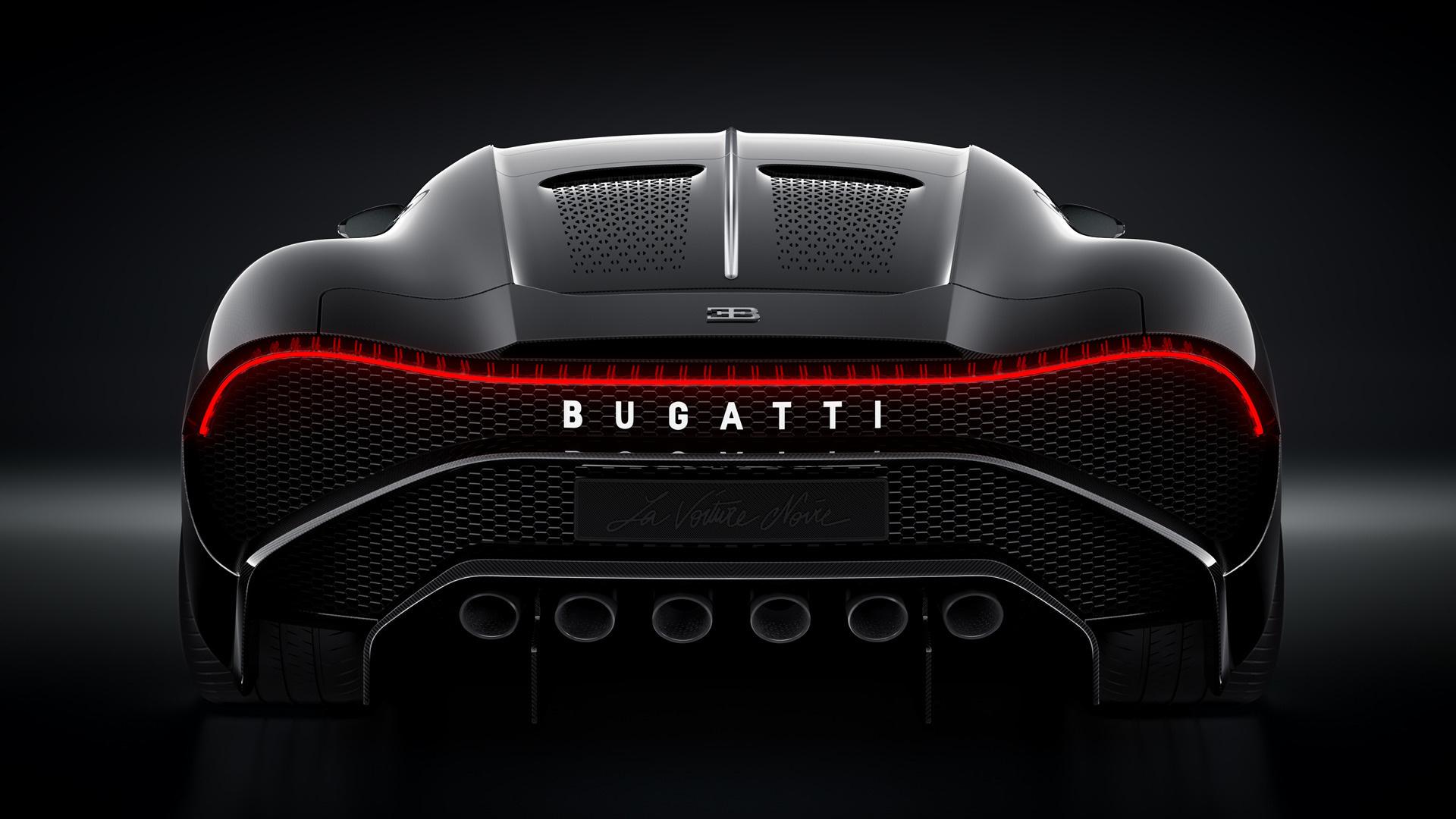 2019 Bugatti La Voiture Noire Wallpapers And Hd Images
