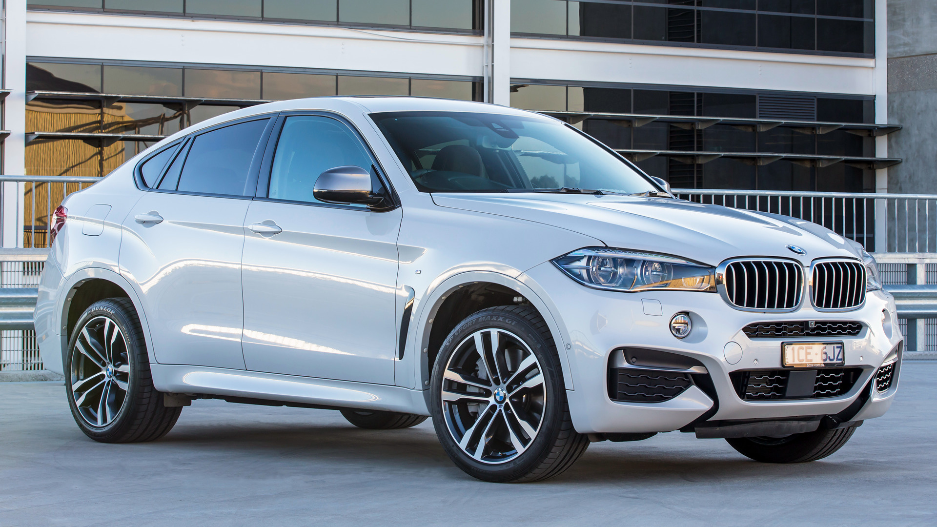 2015 Bmw X6 M50d Au Wallpapers And Hd Images Car Pixel