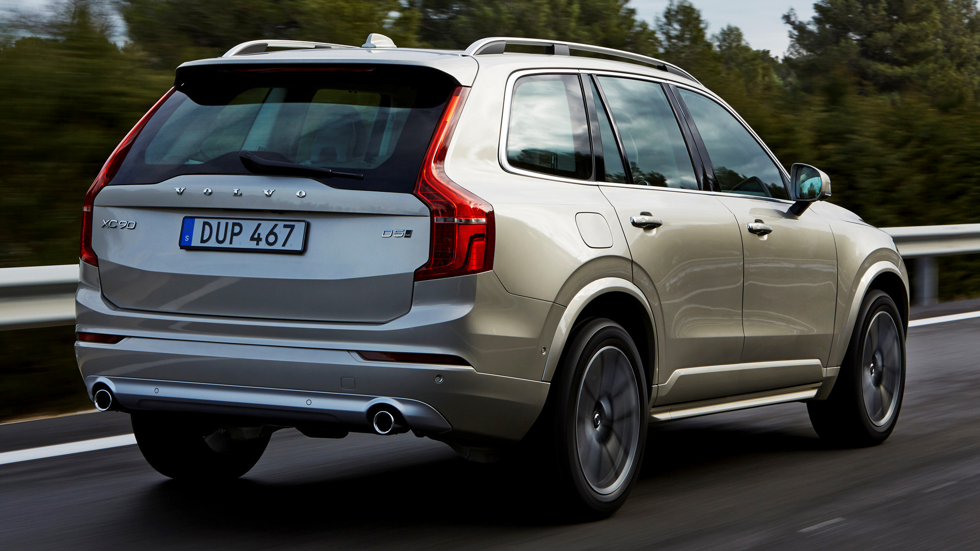 Volvo Xc90 Momentum >> 2015 Volvo XC90 Momentum - Wallpapers and HD Images   Car ...