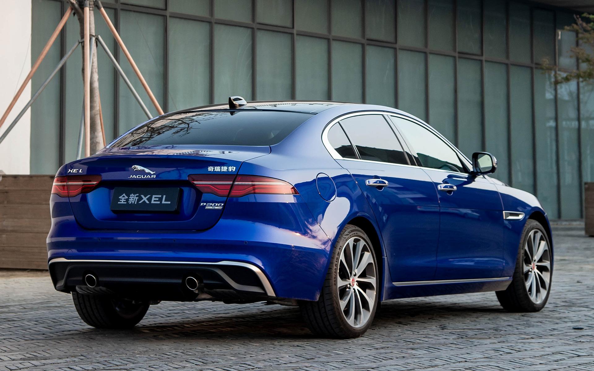 2020 Jaguar Xe L  Cn