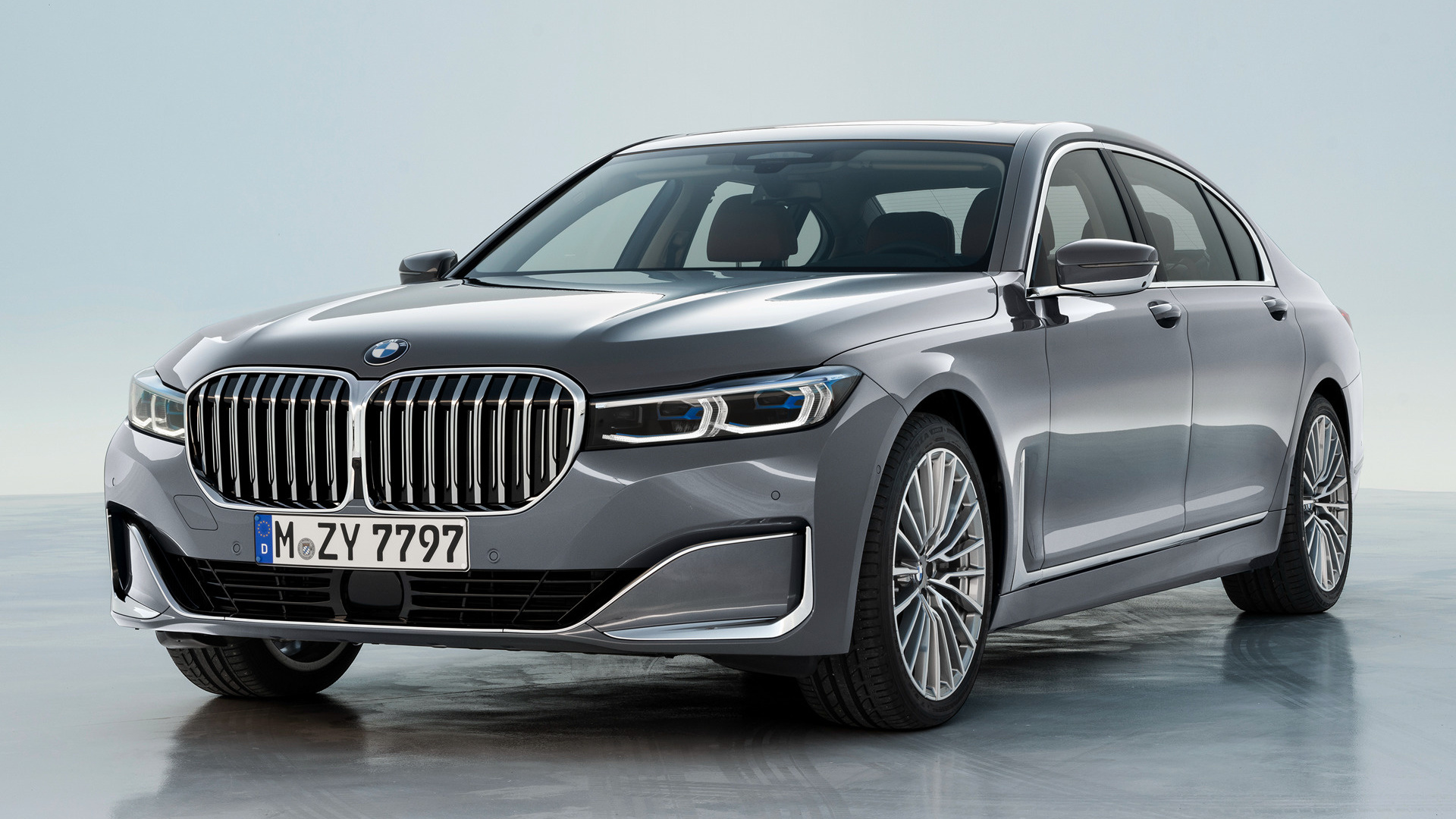 2019 BMW 7 Series LWB - Wallpapers and HD Images   Car Pixel