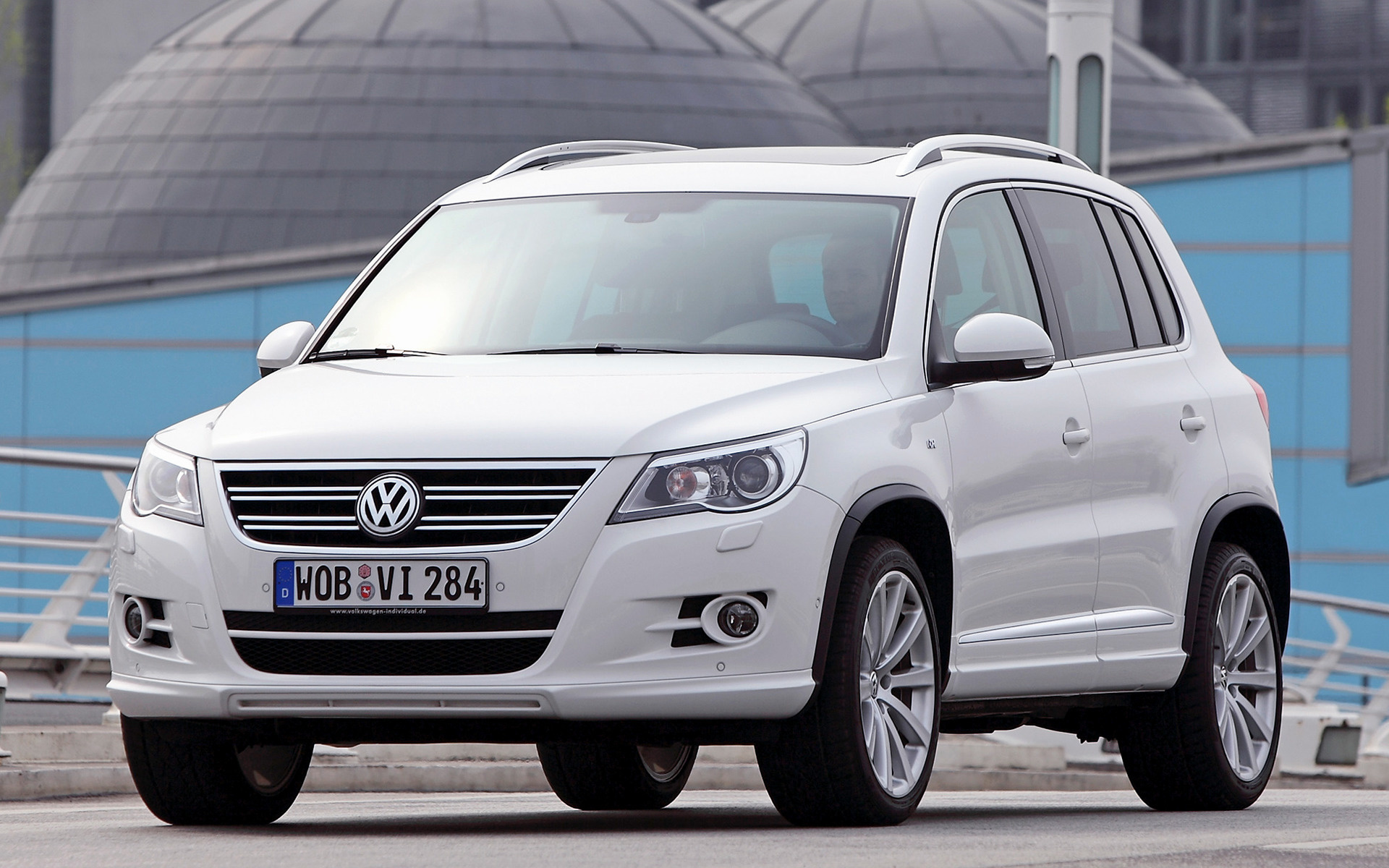 2009 Volkswagen Tiguan R Line Wallpapers And Hd Images