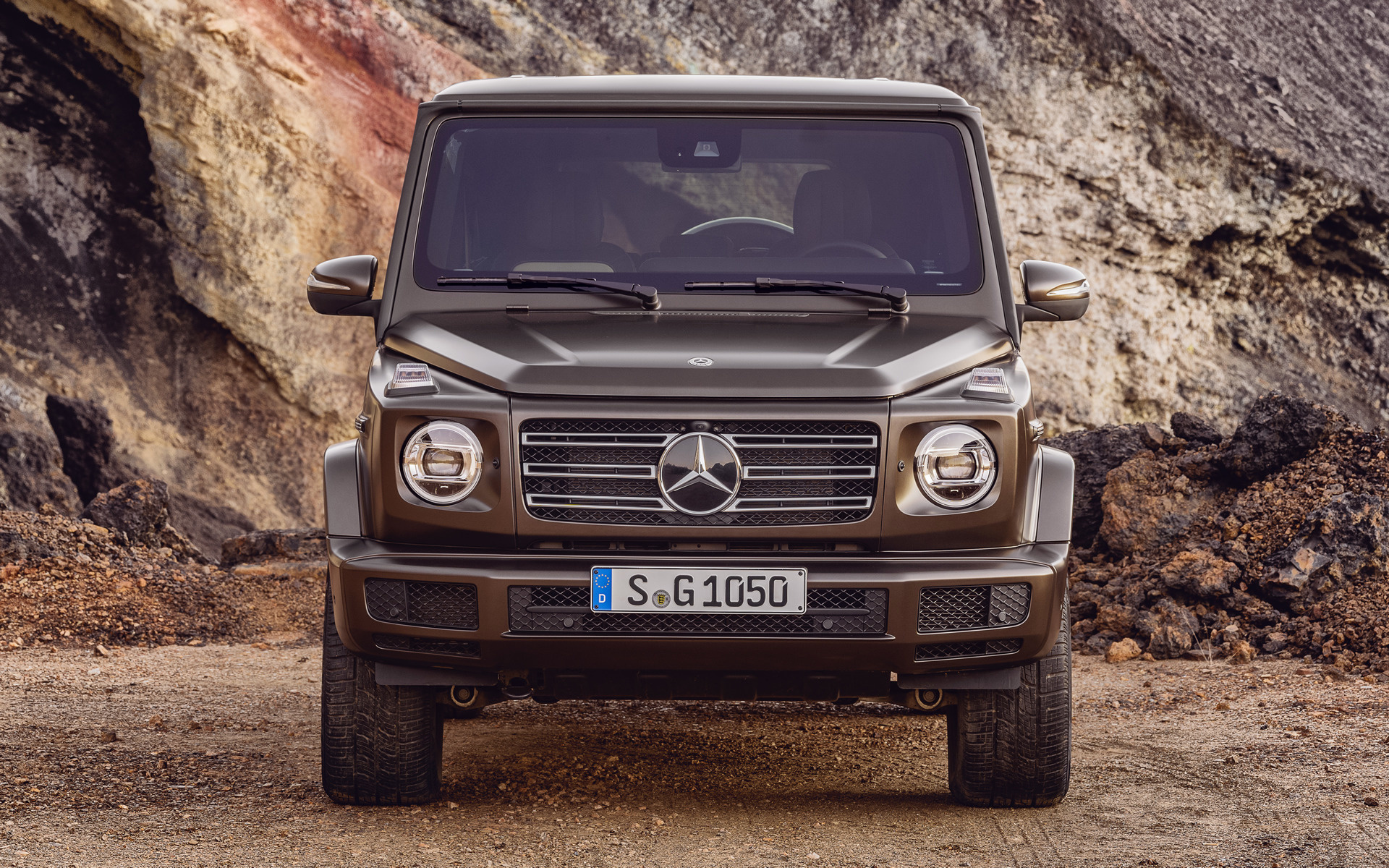2018 Mercedes Benz G Class Wallpapers And Hd Images Car
