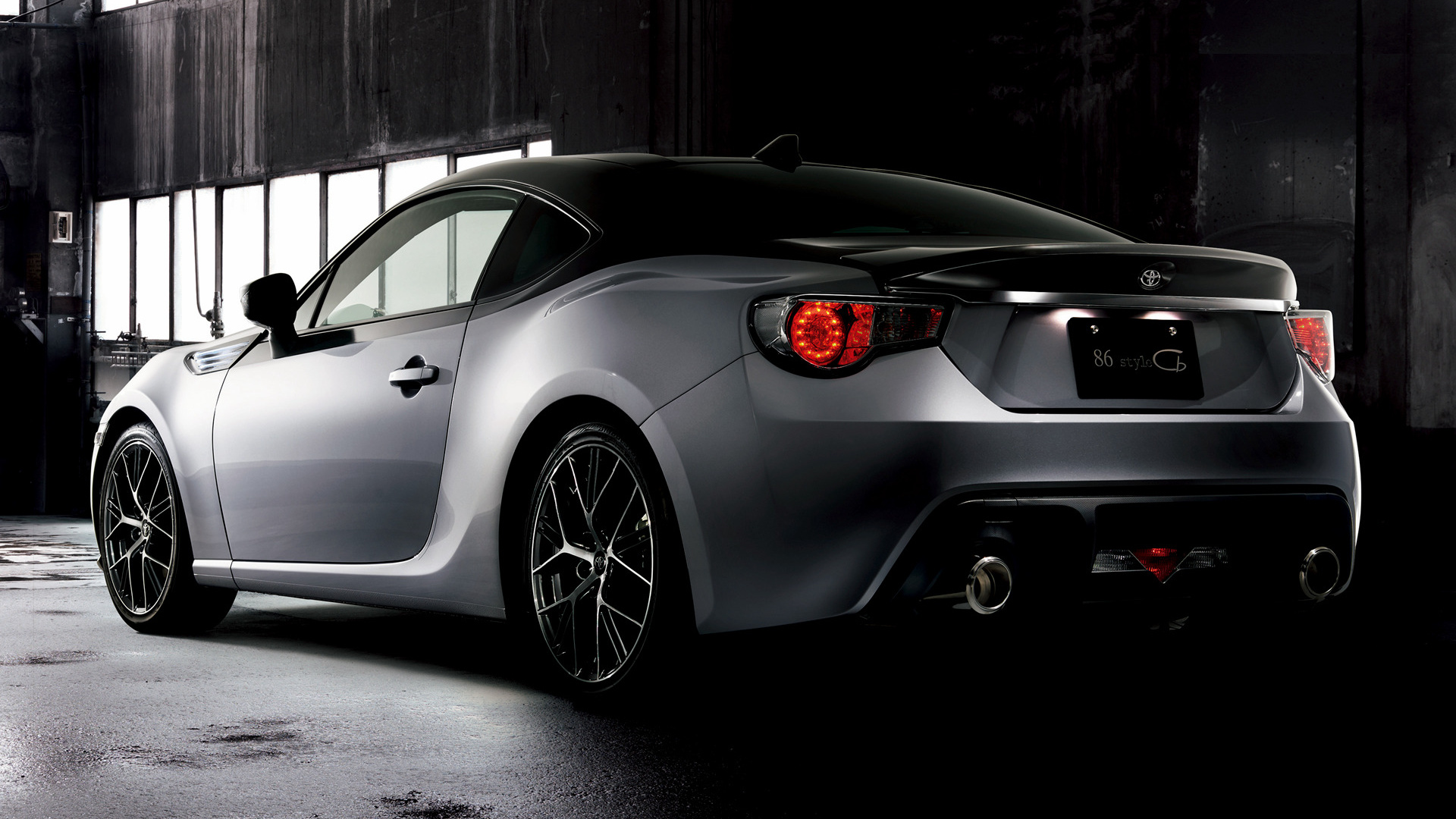 Fiat Alfa Romeo >> Toyota 86 Style Cb (2015) Wallpapers and HD Images - Car Pixel