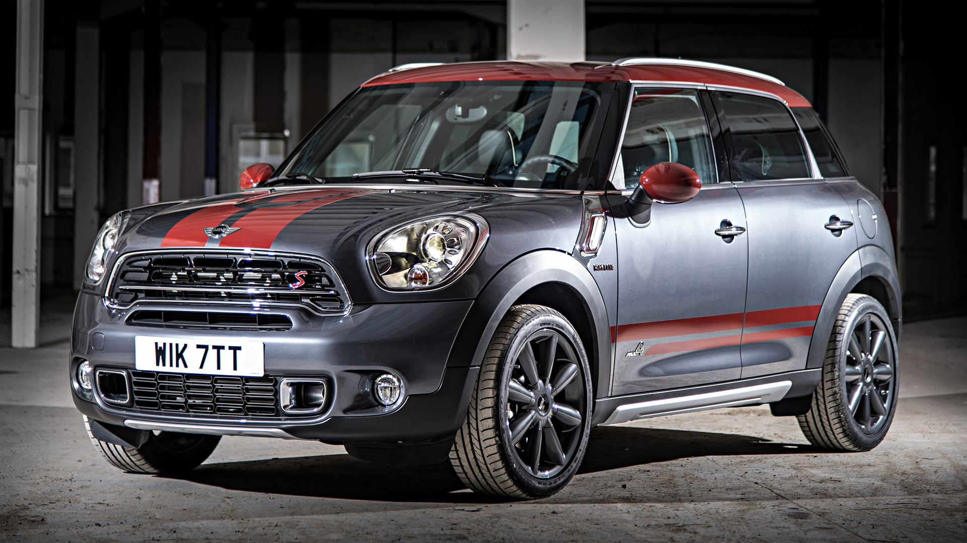 Bmw Mini Cooper >> Mini Cooper S Countryman Park Lane (2015) Wallpapers and HD Images - Car Pixel
