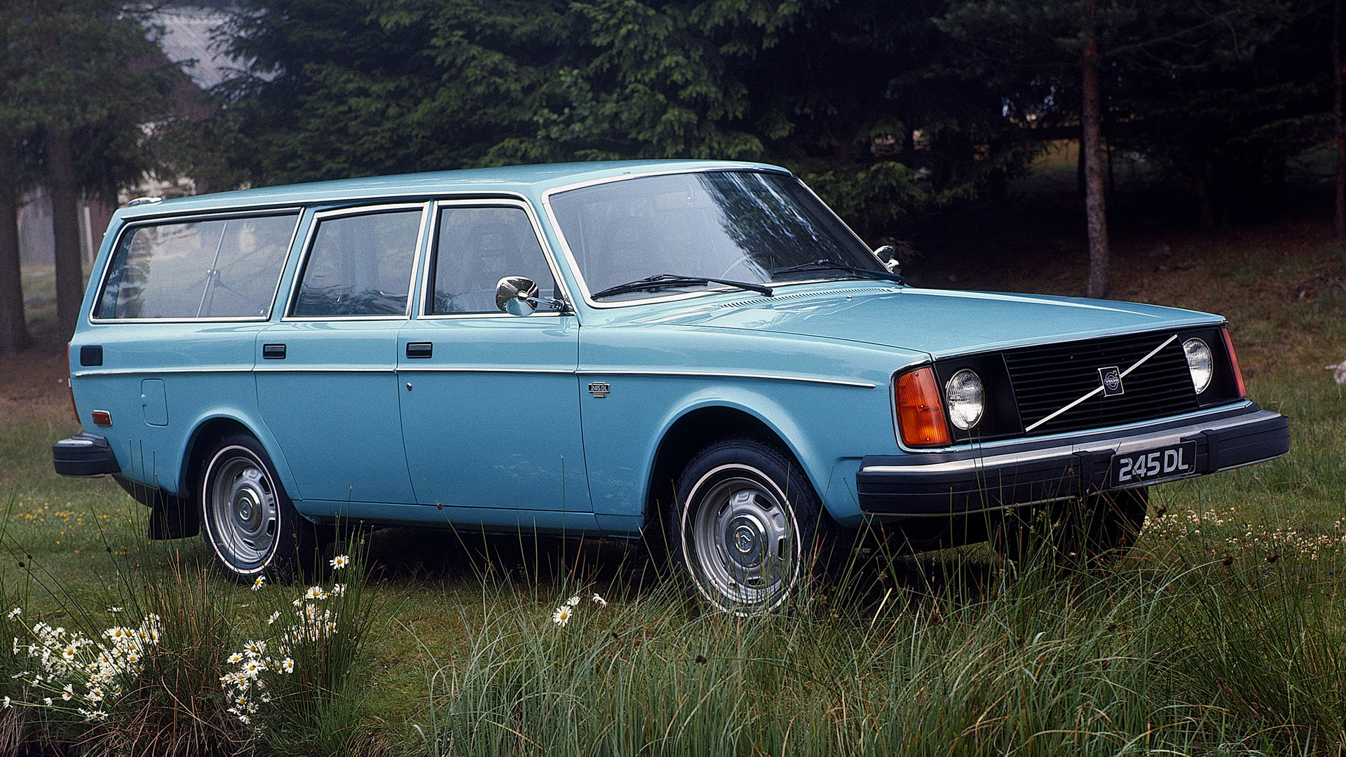 volvo 245 dl (1975) us wallpapers and hd images - car pixel
