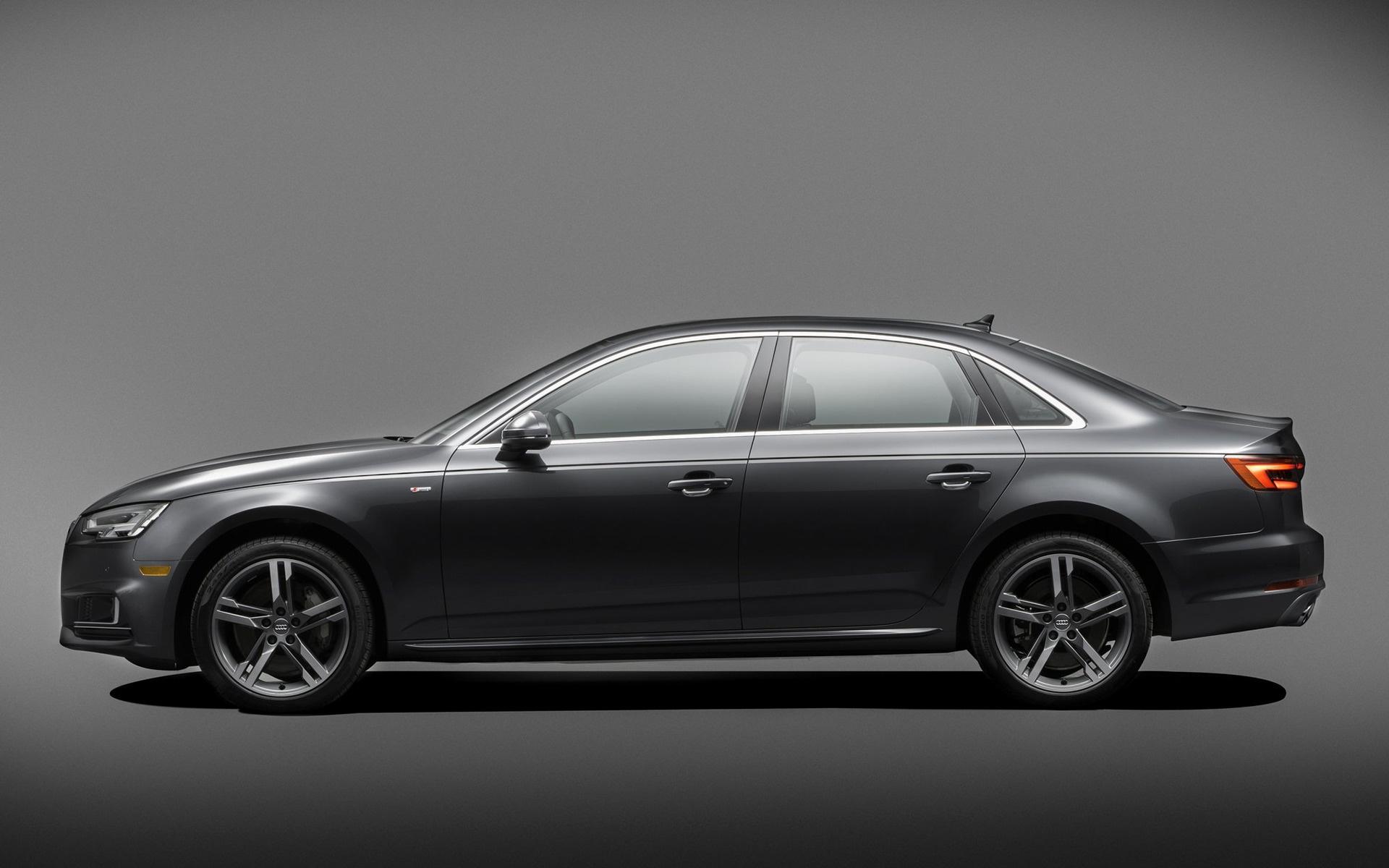 Audi A4 Sedan S Line 2017 Us Wallpapers And Hd Images Car Pixel