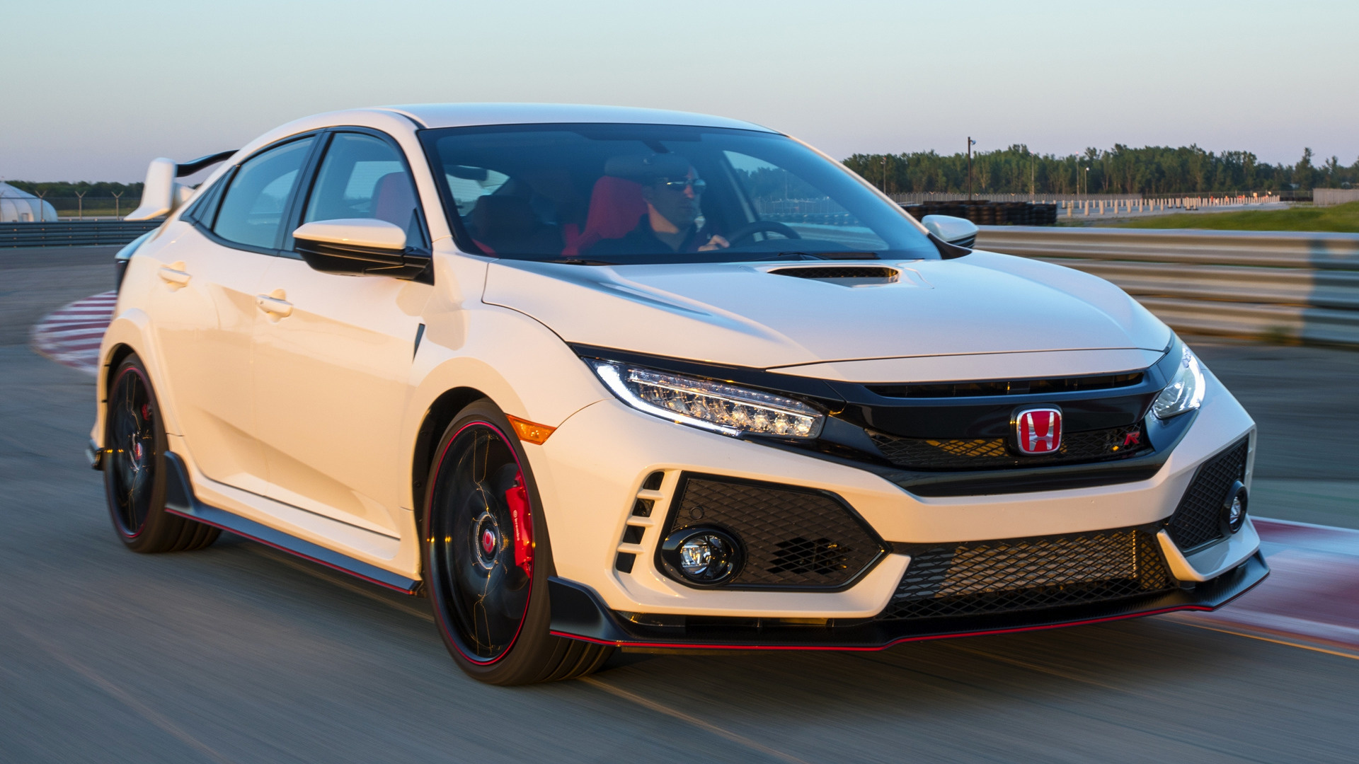 2018 Honda Civic Type R (US) - Wallpapers and HD Images ...