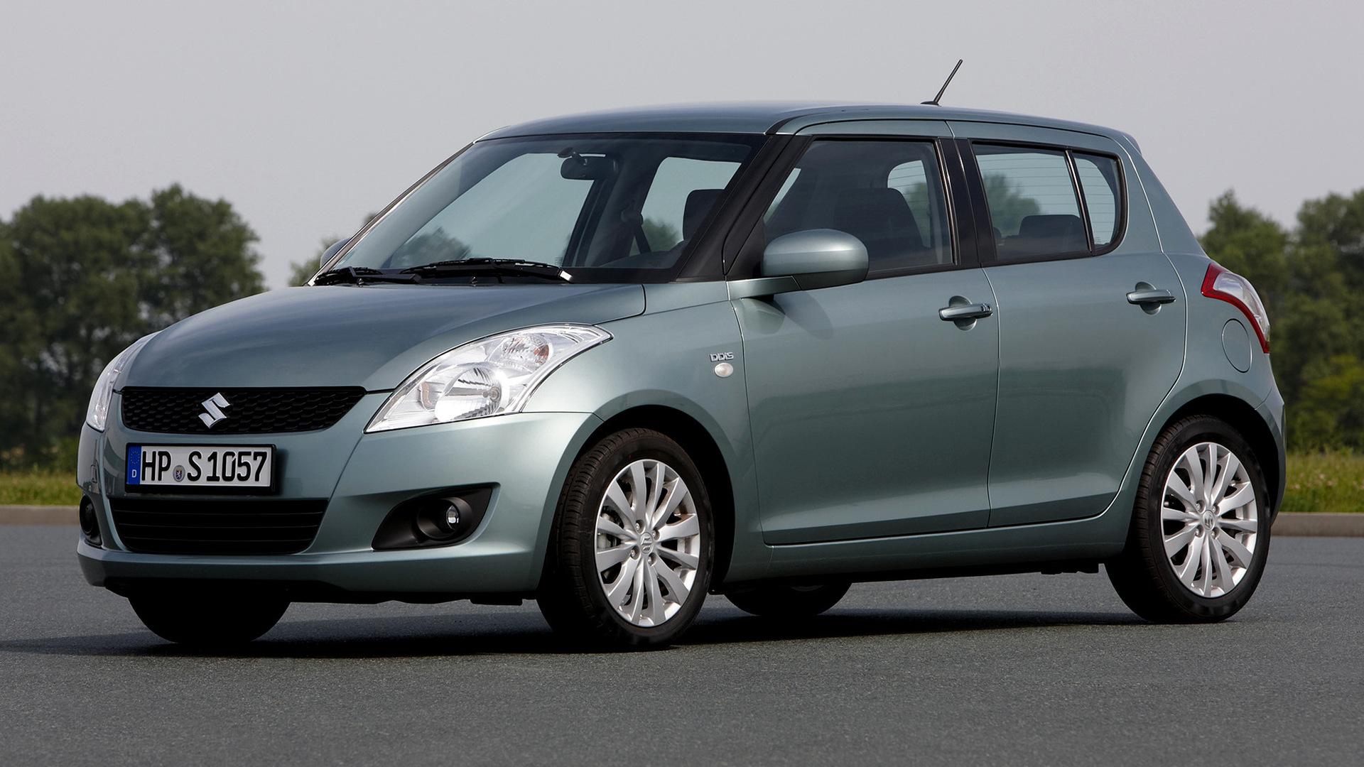 Suzuki Swift 5-door (2010) Wallpapers and HD Images - Car Pixel