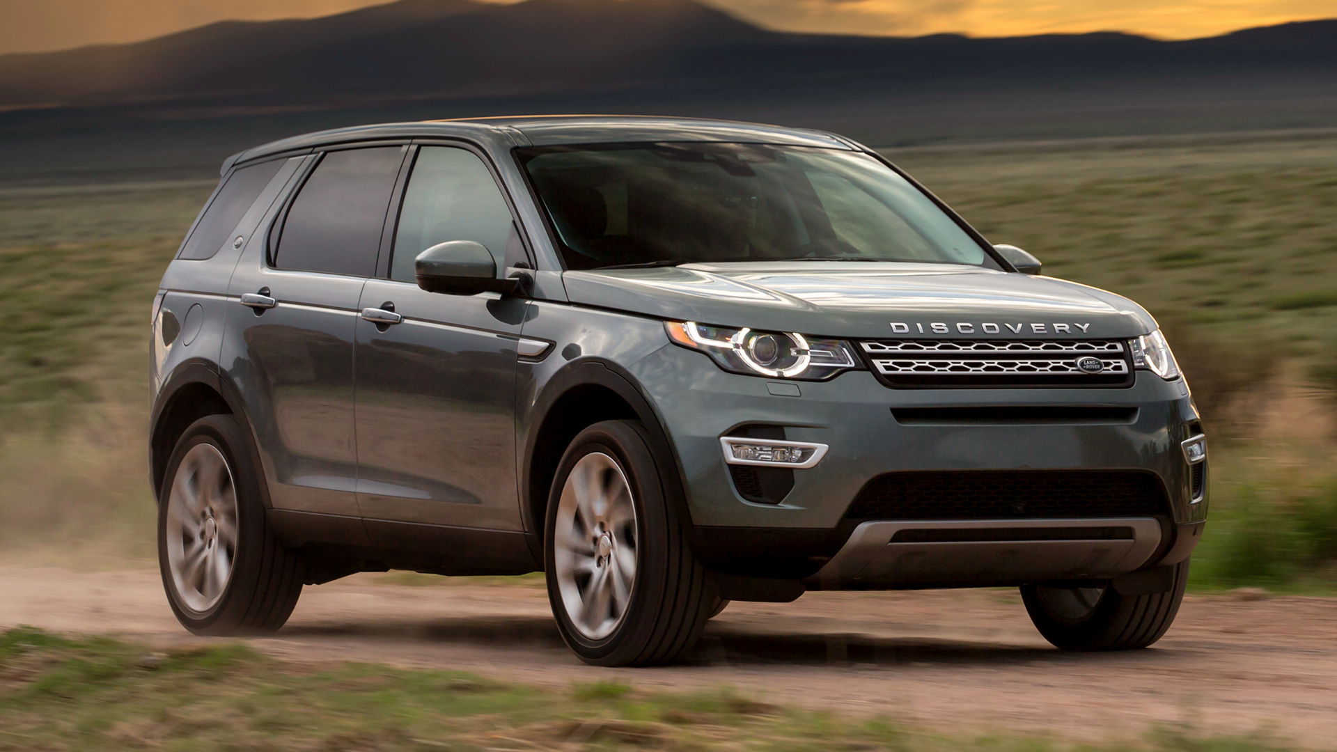 wallpaper land rover discovery sport