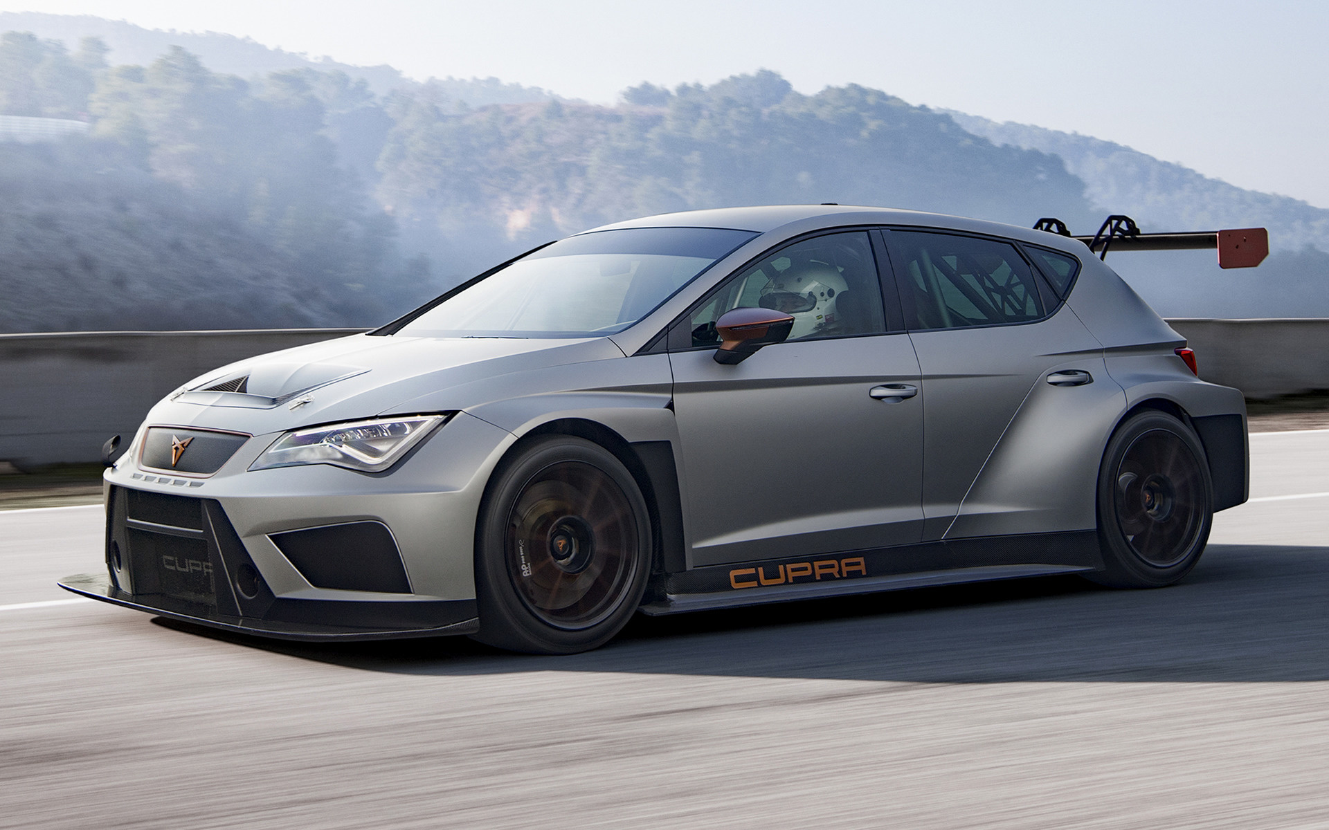 Toyota Land 2018 >> 2018 Cupra TCR - Wallpapers and HD Images | Car Pixel