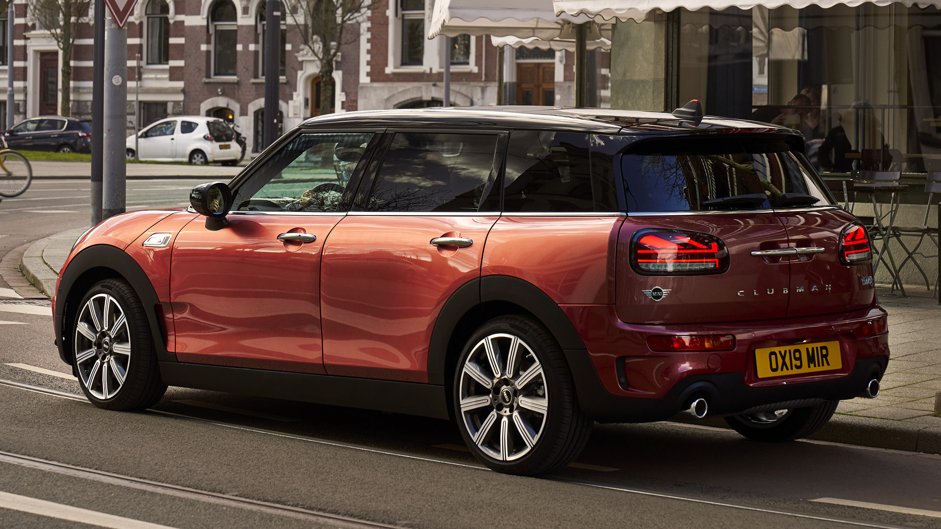 2019 mini cooper s clubman wallpapers and hd images. Black Bedroom Furniture Sets. Home Design Ideas