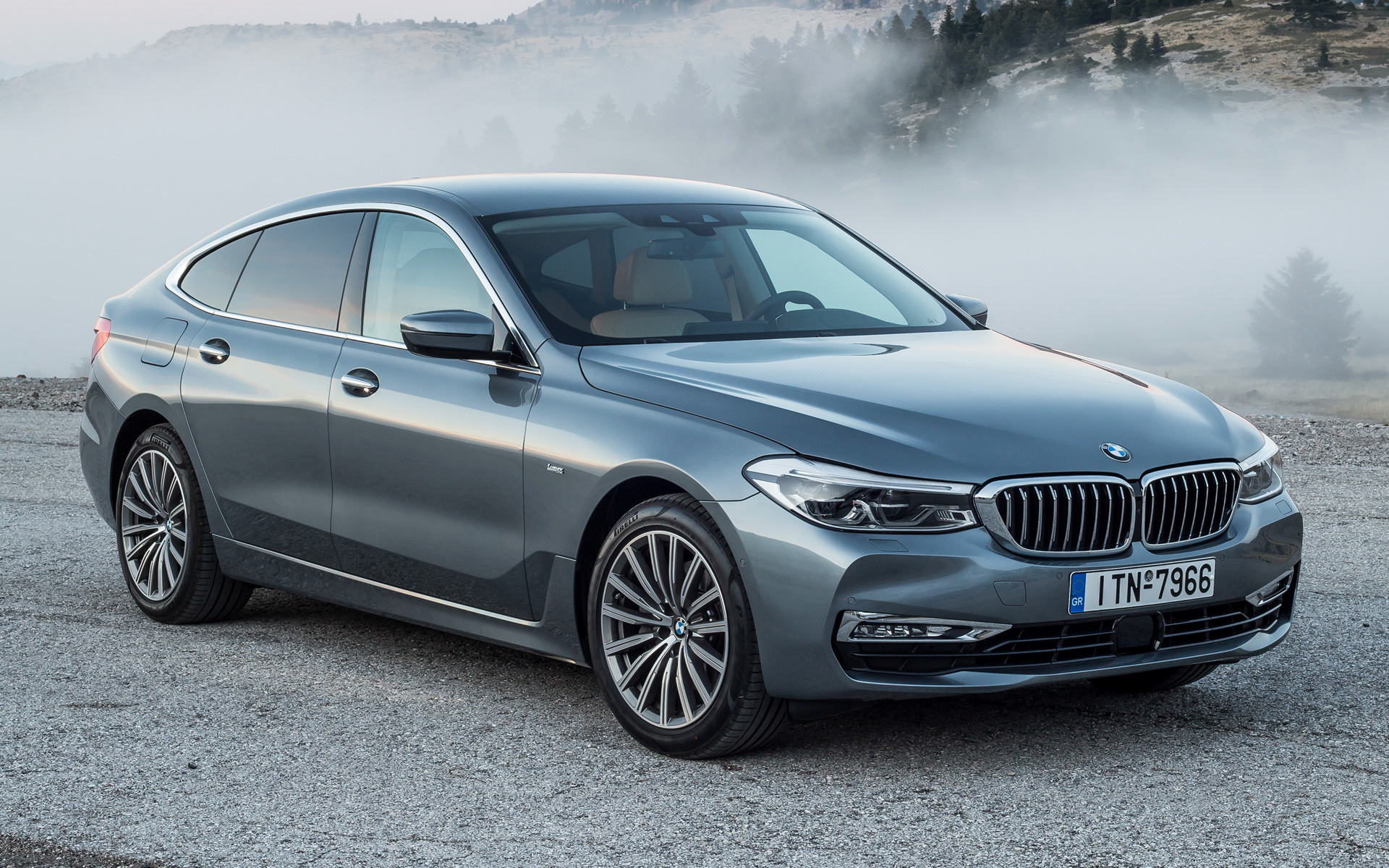 2017 BMW 6 Series Gran Turismo - Wallpapers and HD Images ...