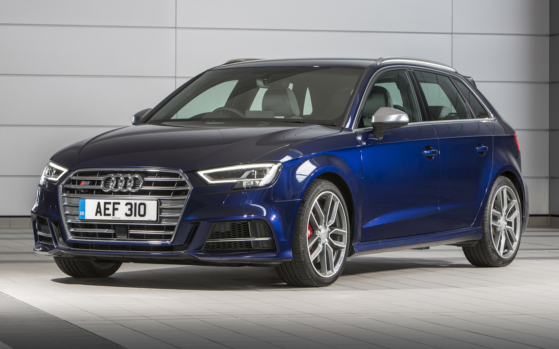 2016 Audi S3 Sportback (UK) - Wallpapers and HD Images ...