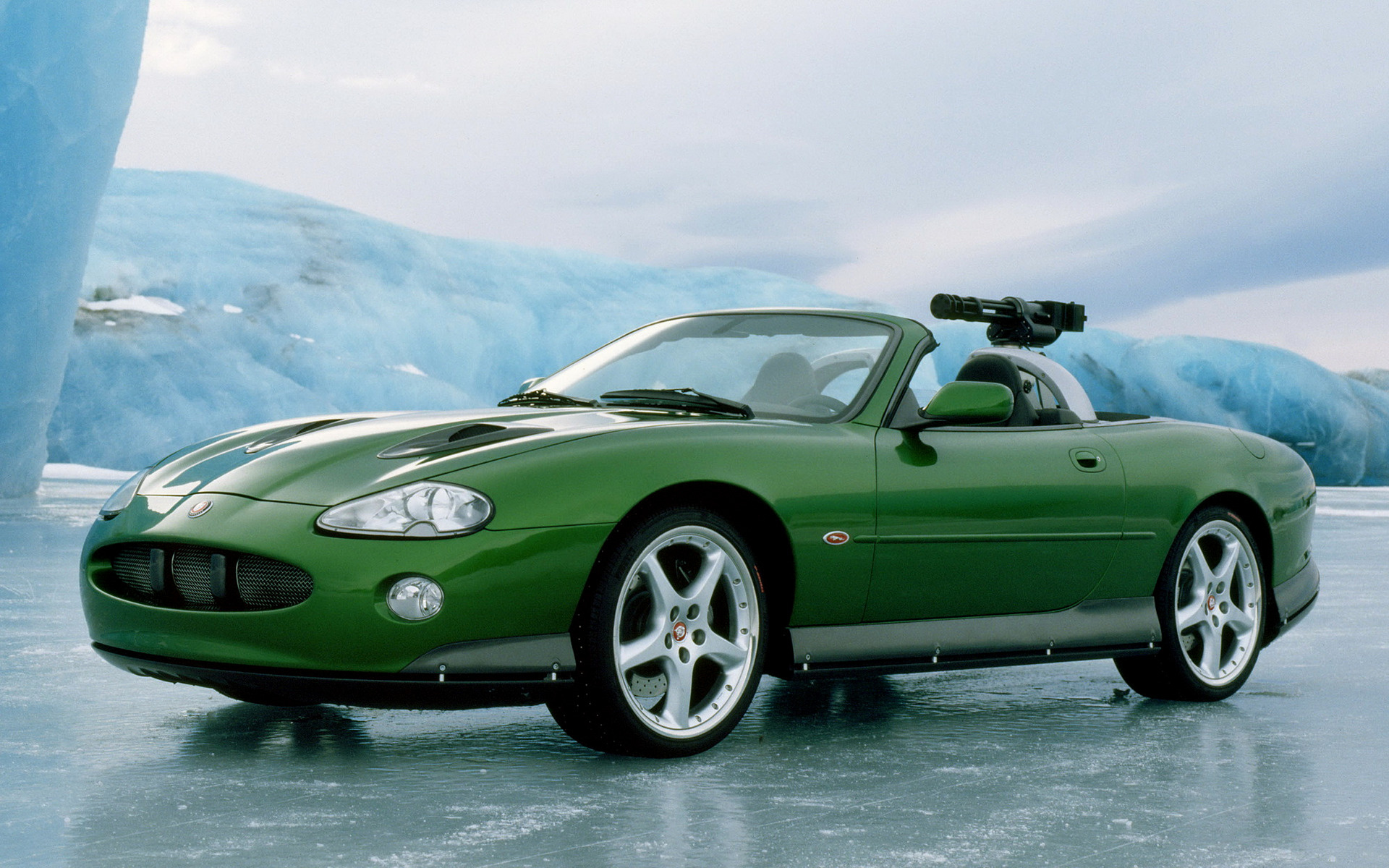 2002 Jaguar XKR Convertible 007 Die Another Day ...