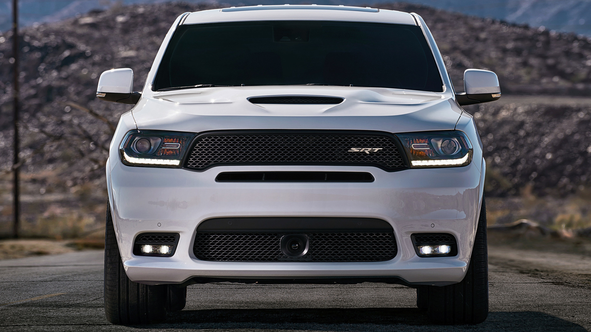 2018 Dodge Durango Srt Wallpapers And Hd Images Car Pixel