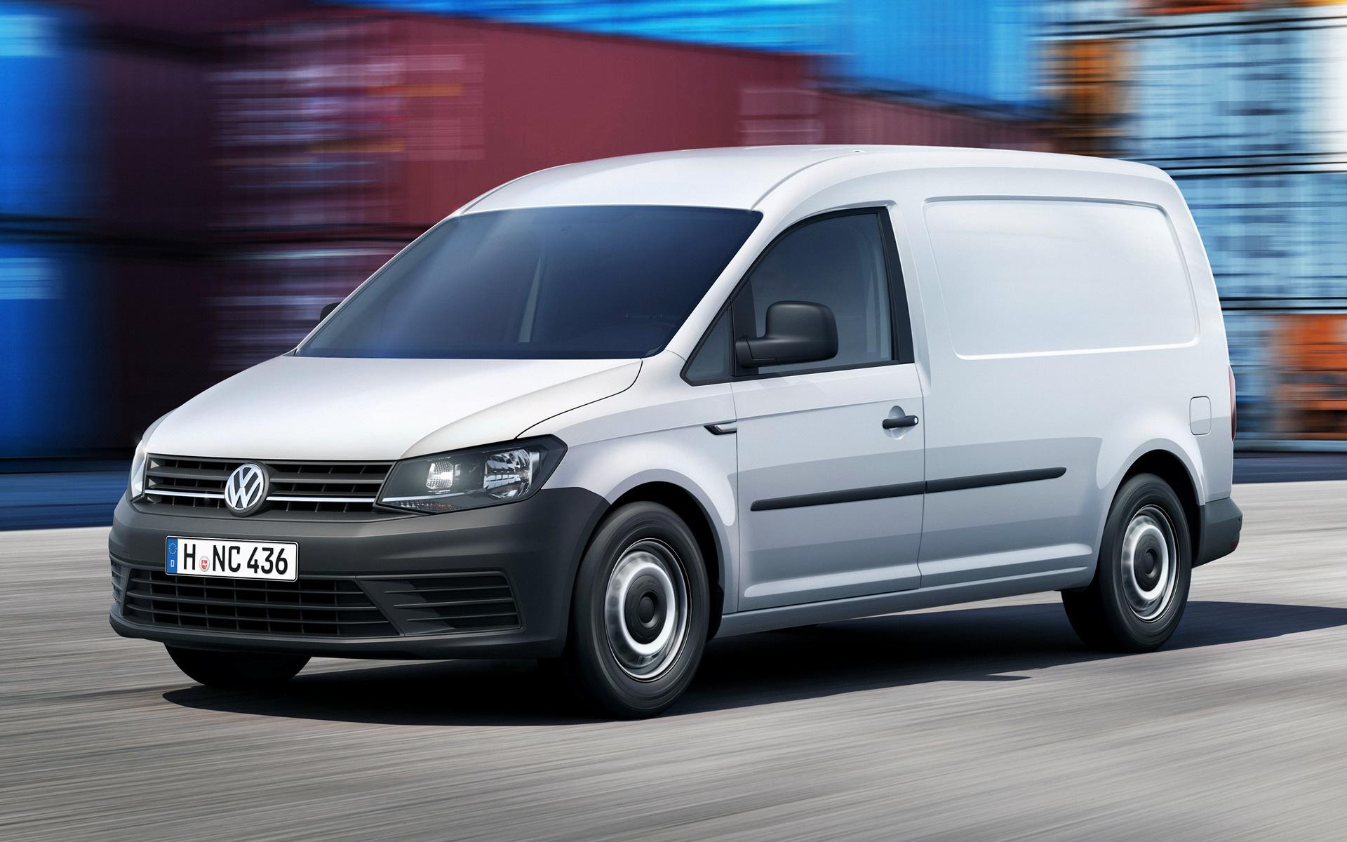 2015 Volkswagen Caddy Maxi Panel Van