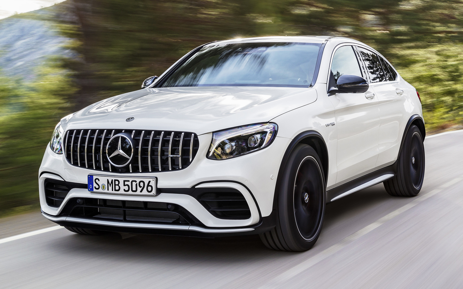 2017 Mercedes Amg Glc 63 S Coupe Wallpapers And Hd Images Car Pixel