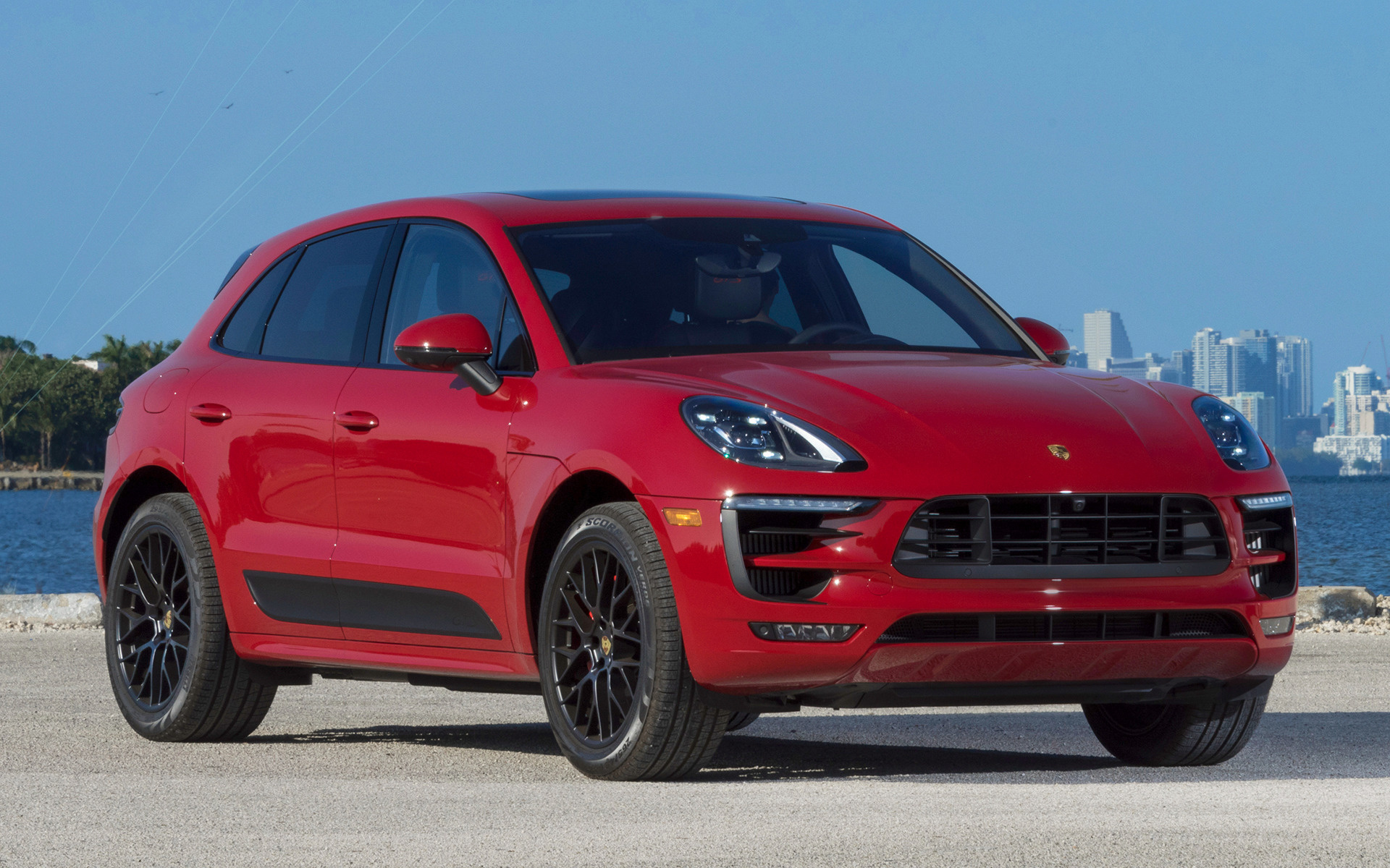 2017 Porsche Macan Gts Us Wallpapers And Hd Images